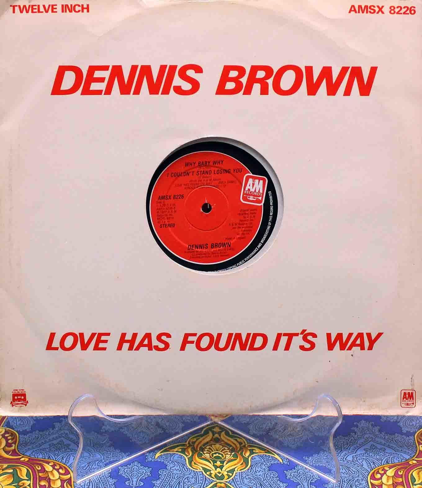 Dennis Brown Love Has Found Its Way 02
