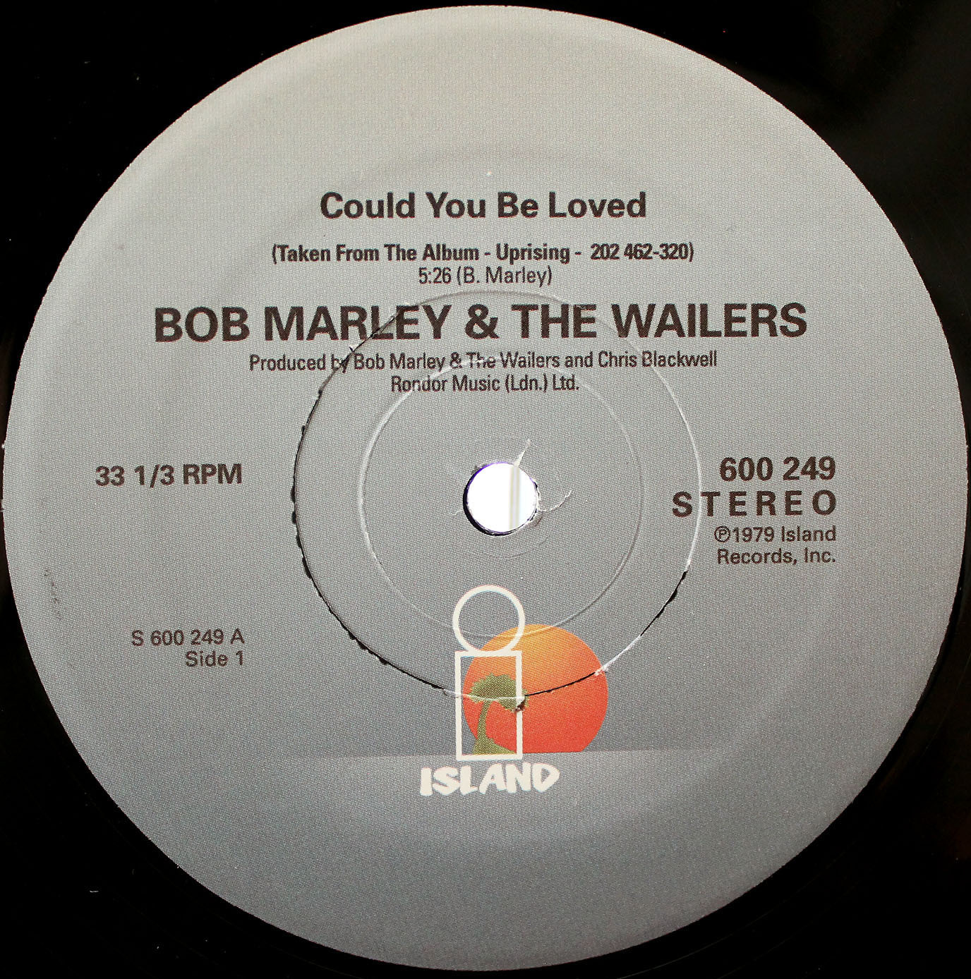 Bob Marley Could you be loved 02