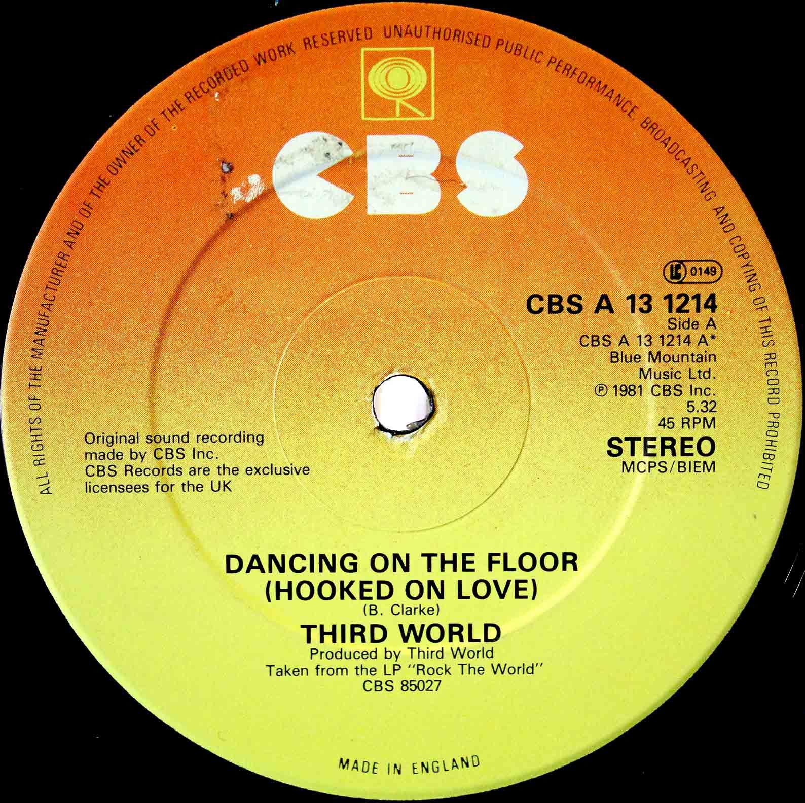 Third World Dancing On The Floor 03