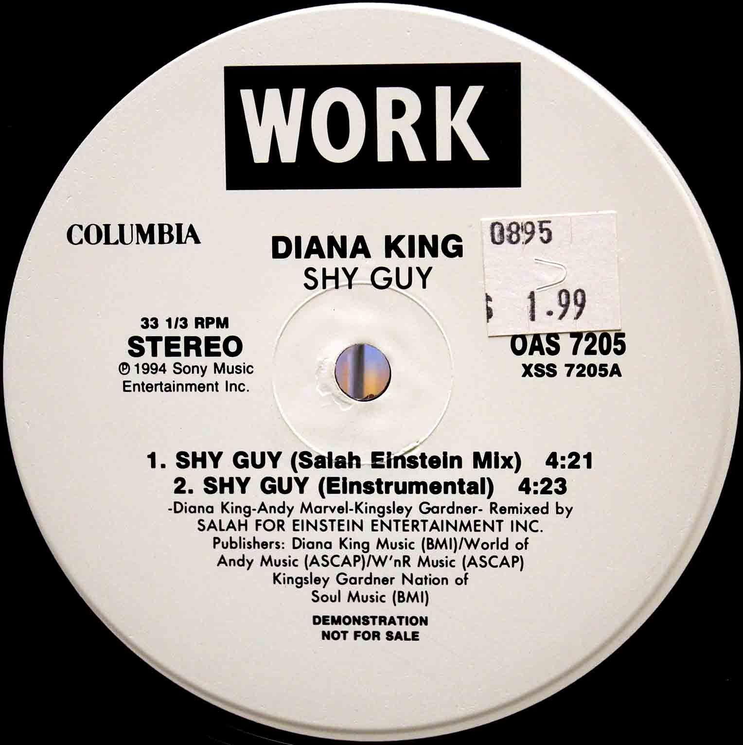 Diana King - Shy Guy 03