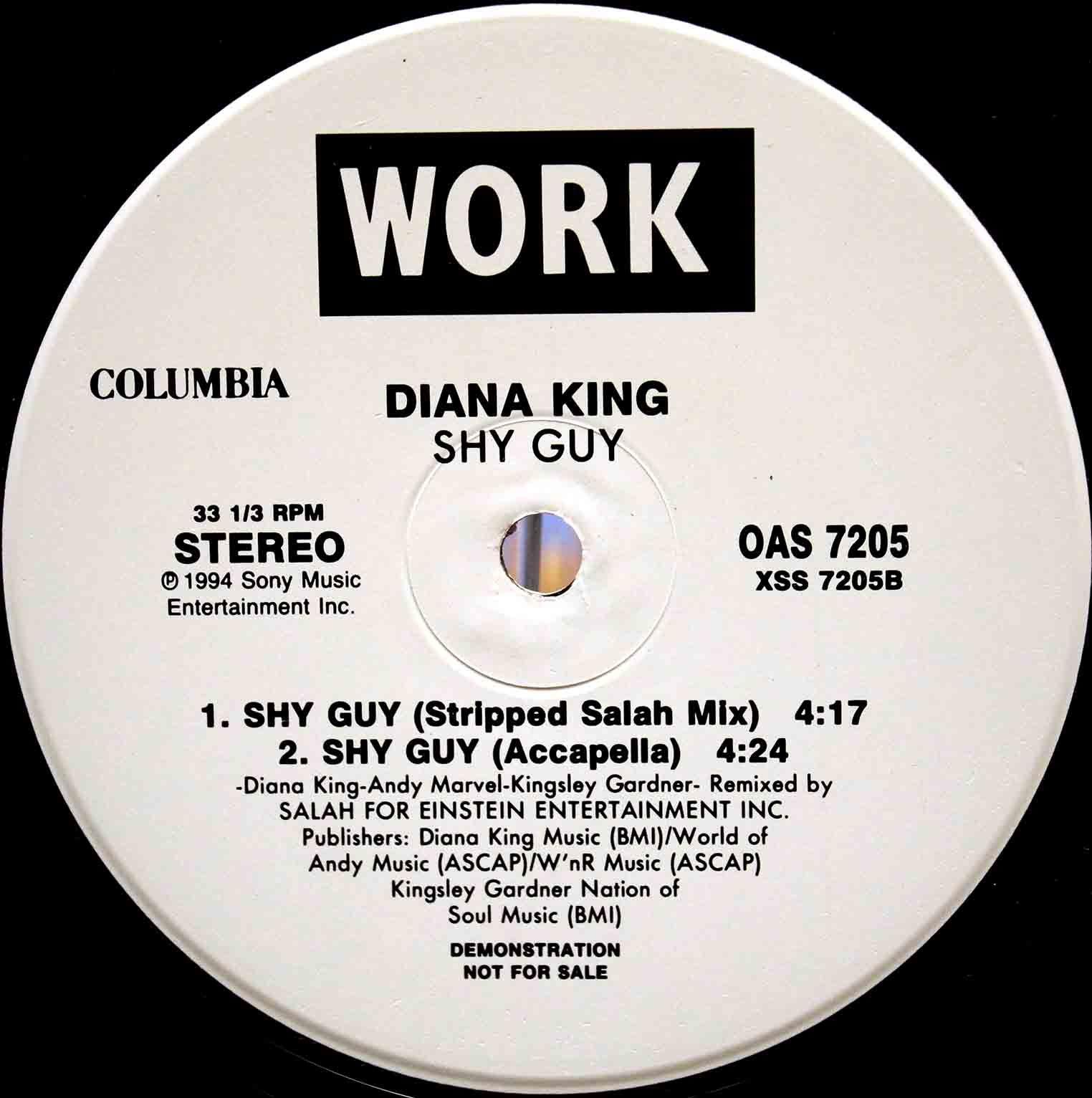Diana King - Shy Guy 04