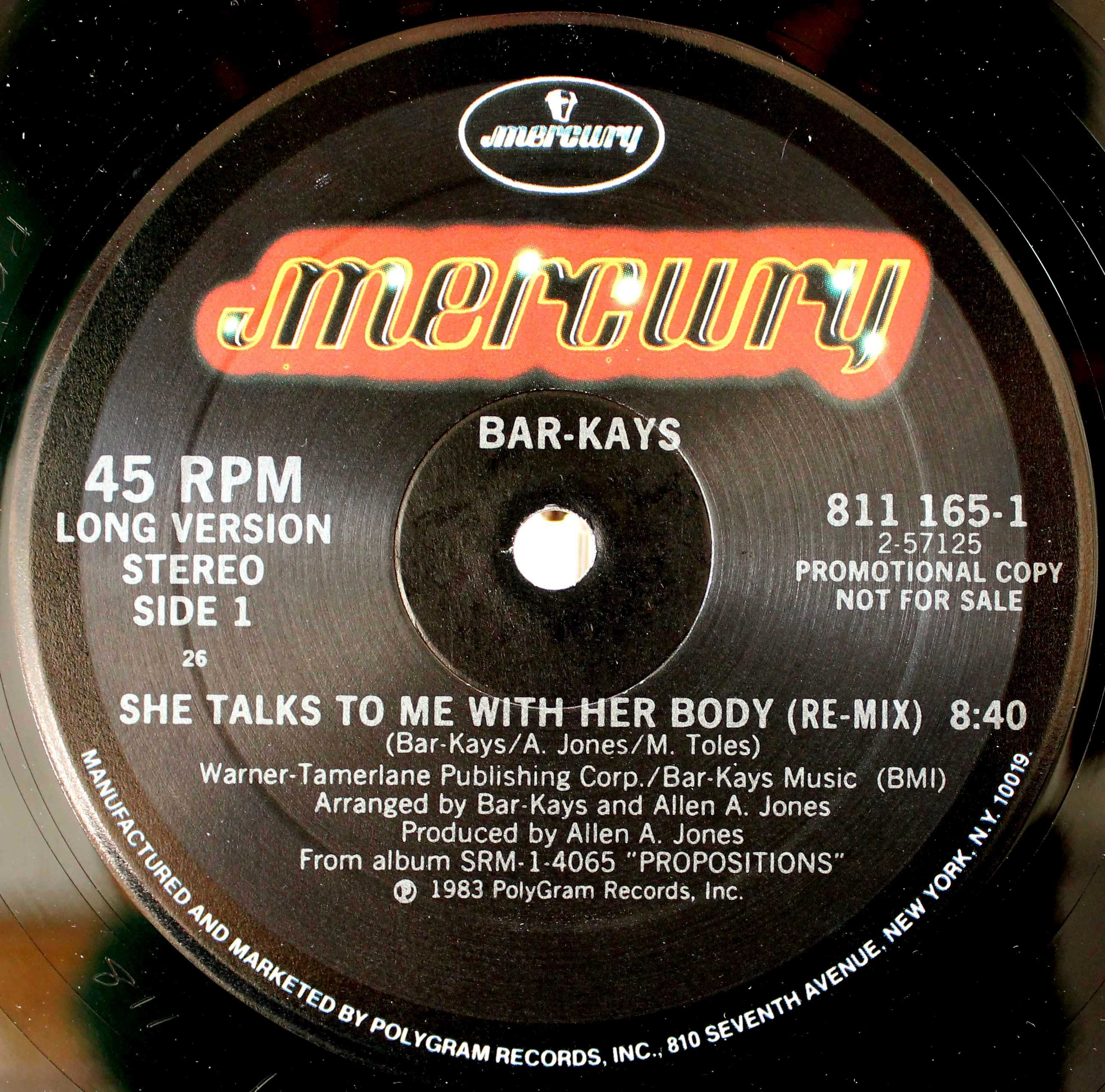 Bar-Kays - She Talks To Me With Her Body 03