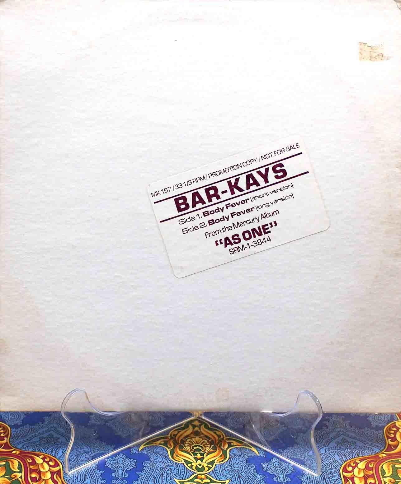 Bar-Kays – Body Fever 01