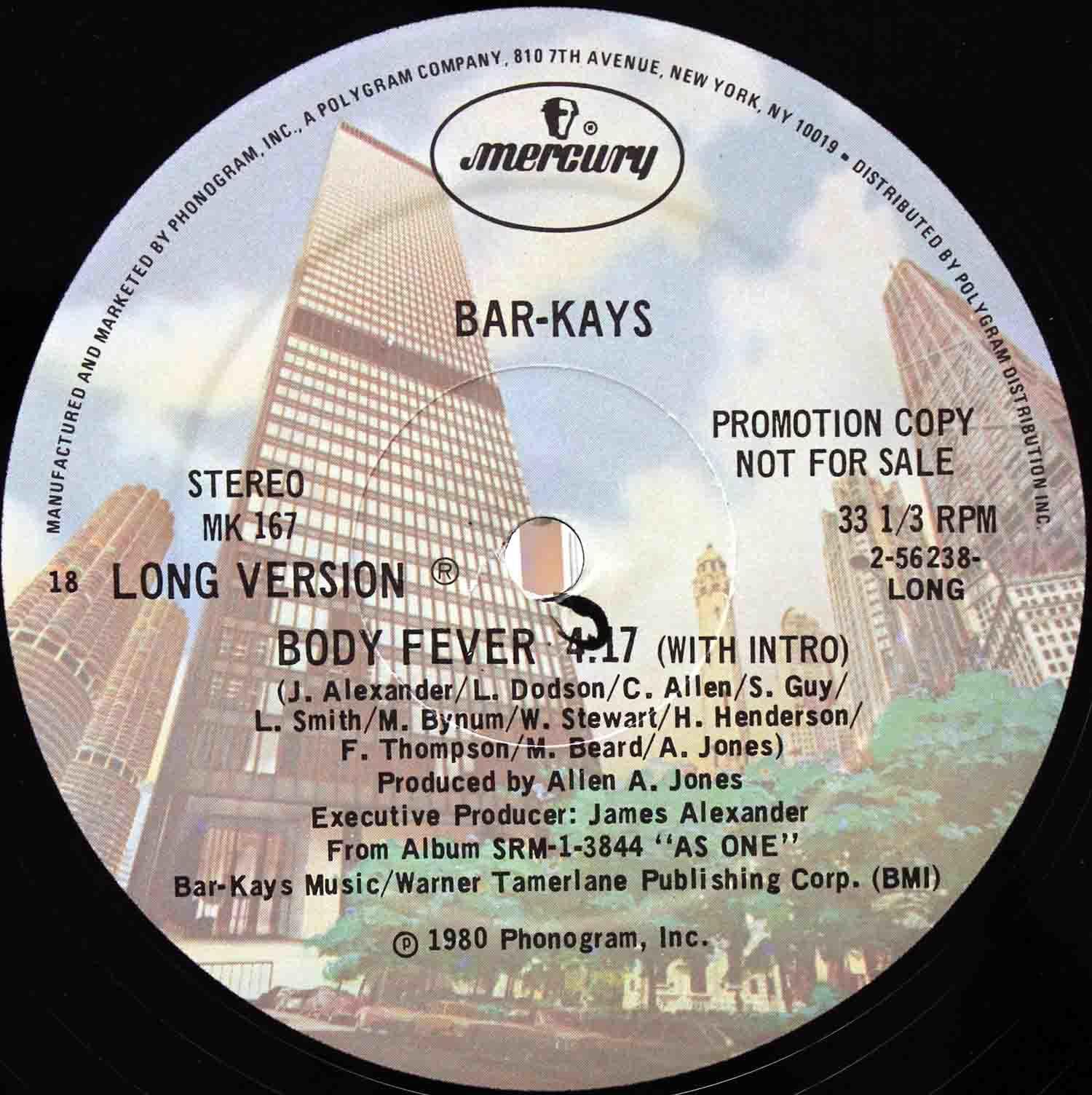Bar-Kays – Body Fever 02