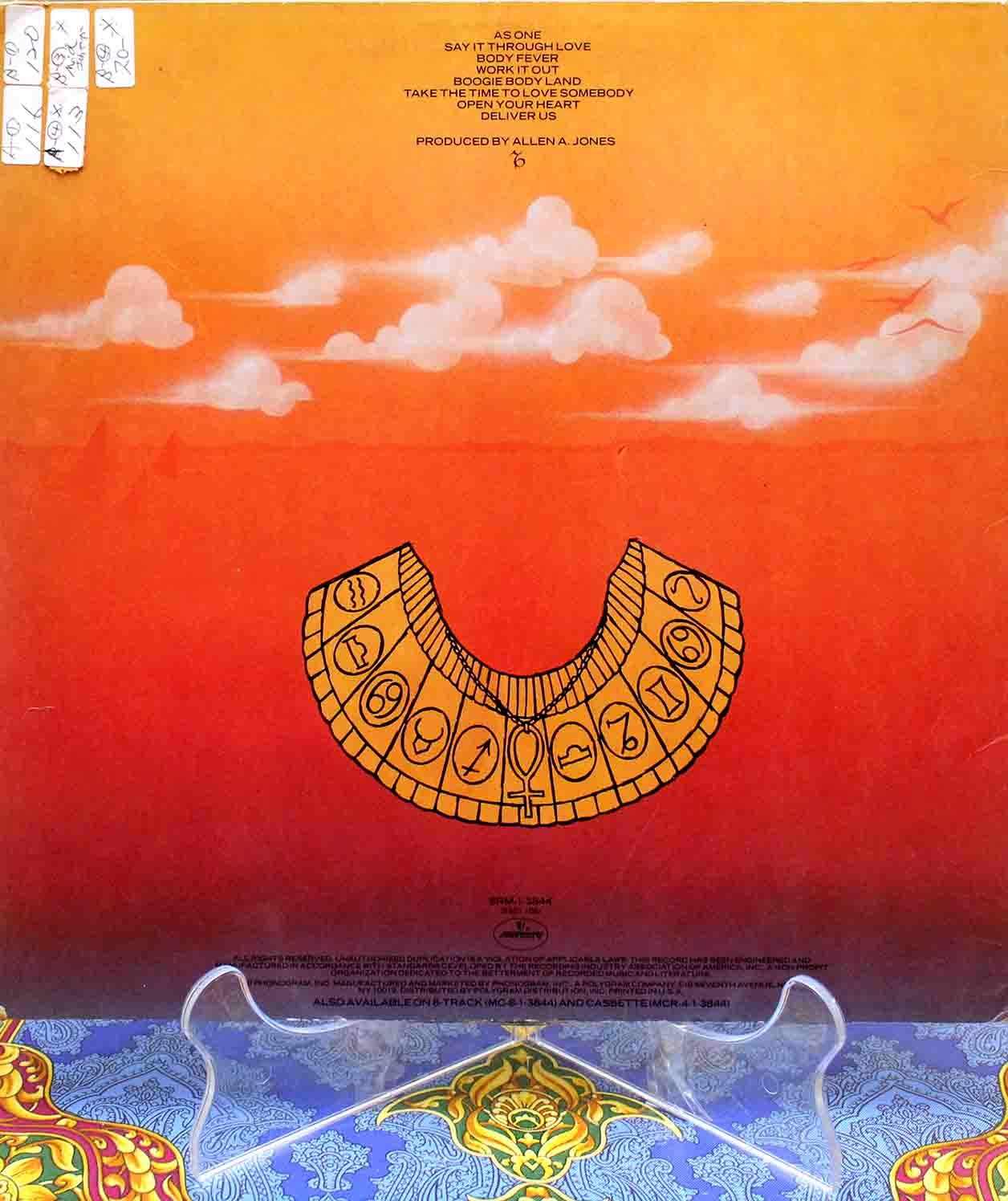 Bar-Kays – As One LP 02