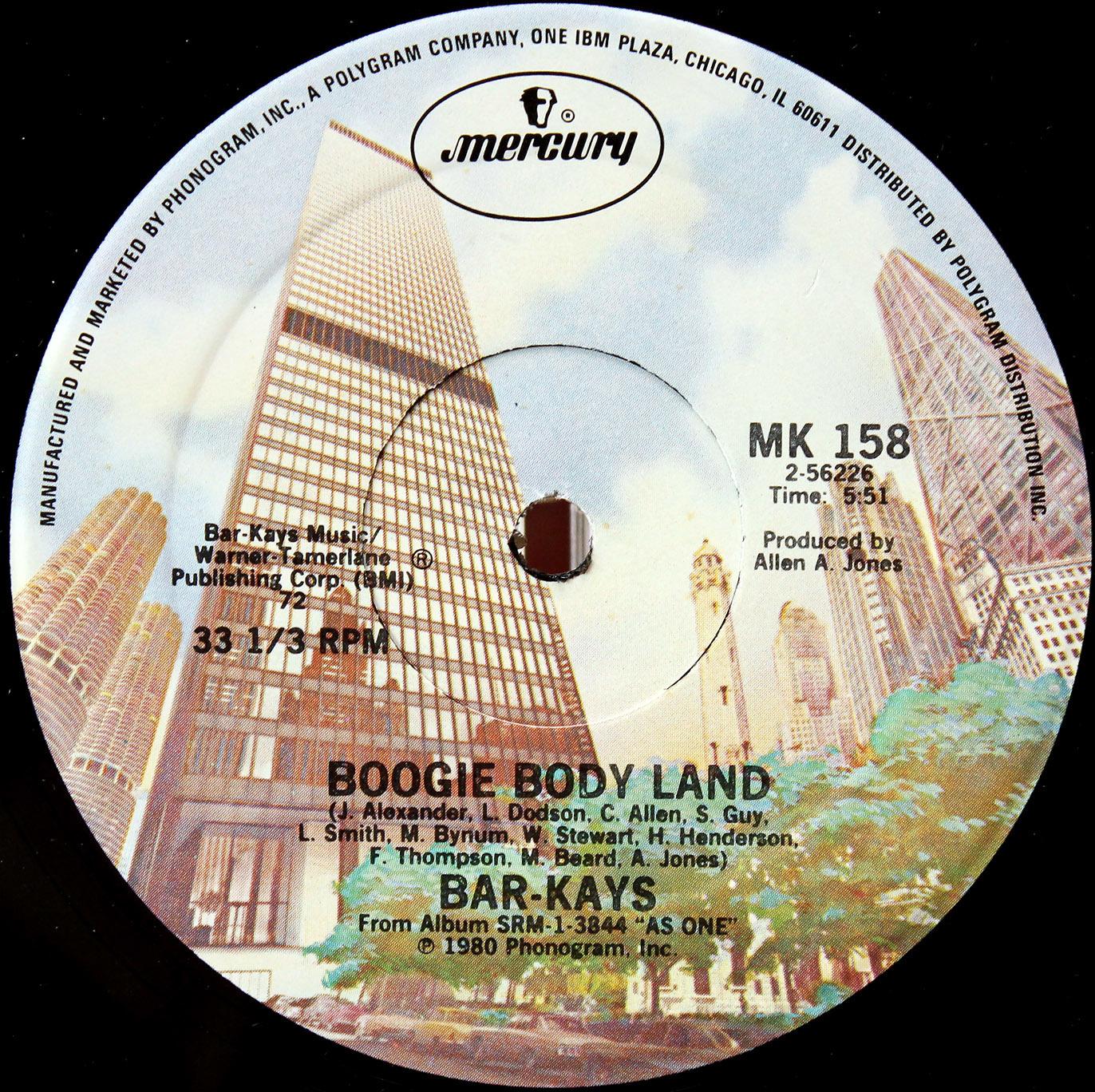 Bar-Kays – Boogie Body Land 02