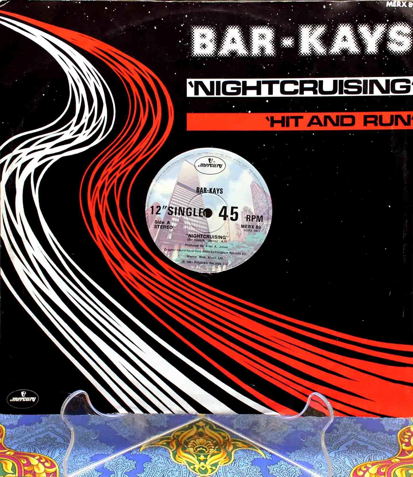 Bar-Kays Nightcruising 01