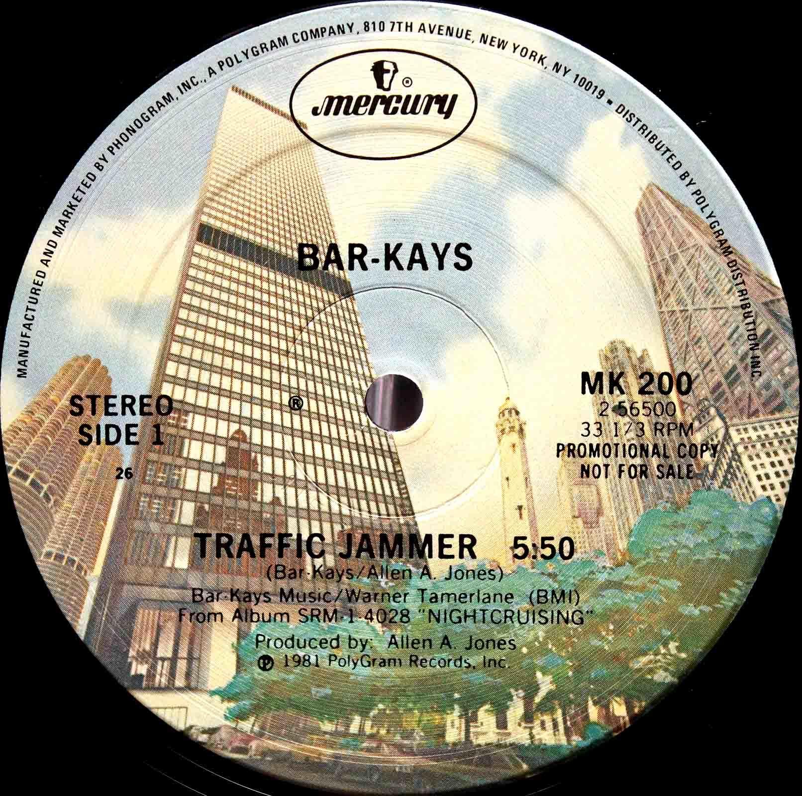 Bar-Kays – Traffic Jammer 02