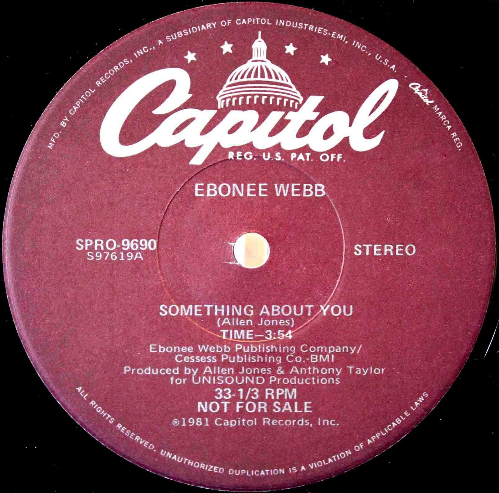 Ebonee Webb ‎– Something About You 04