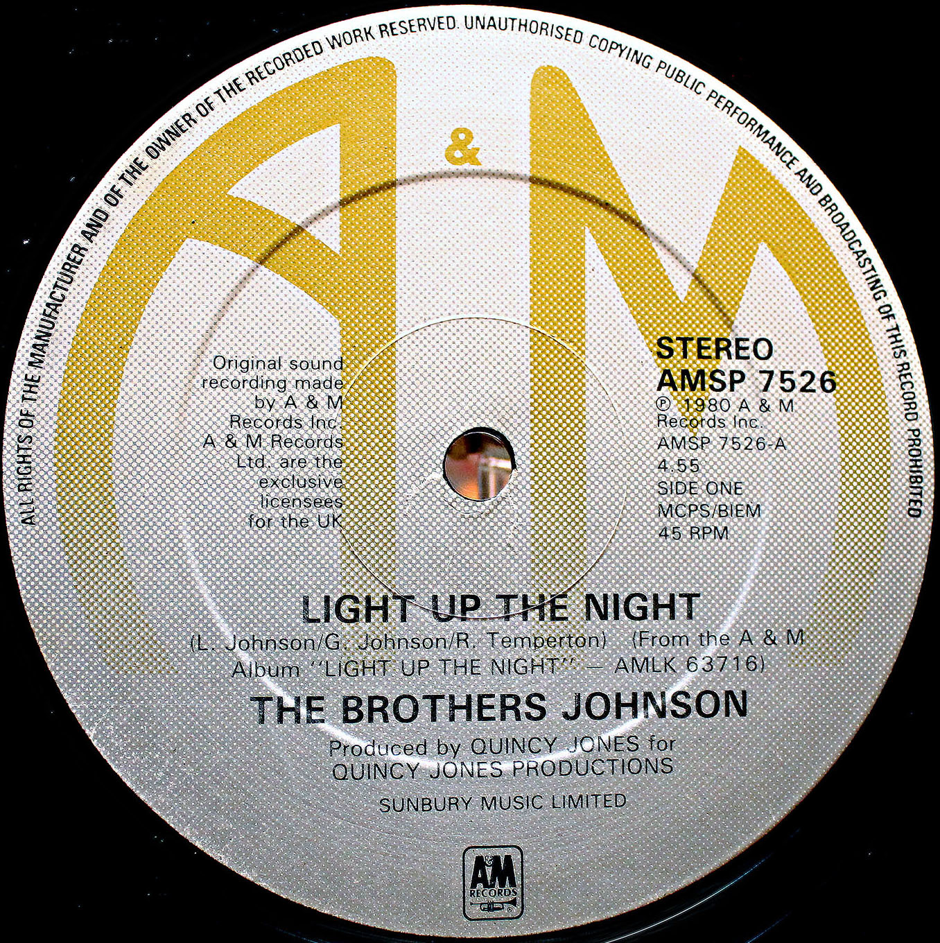 Brothers Johnson Light Up The Night 03