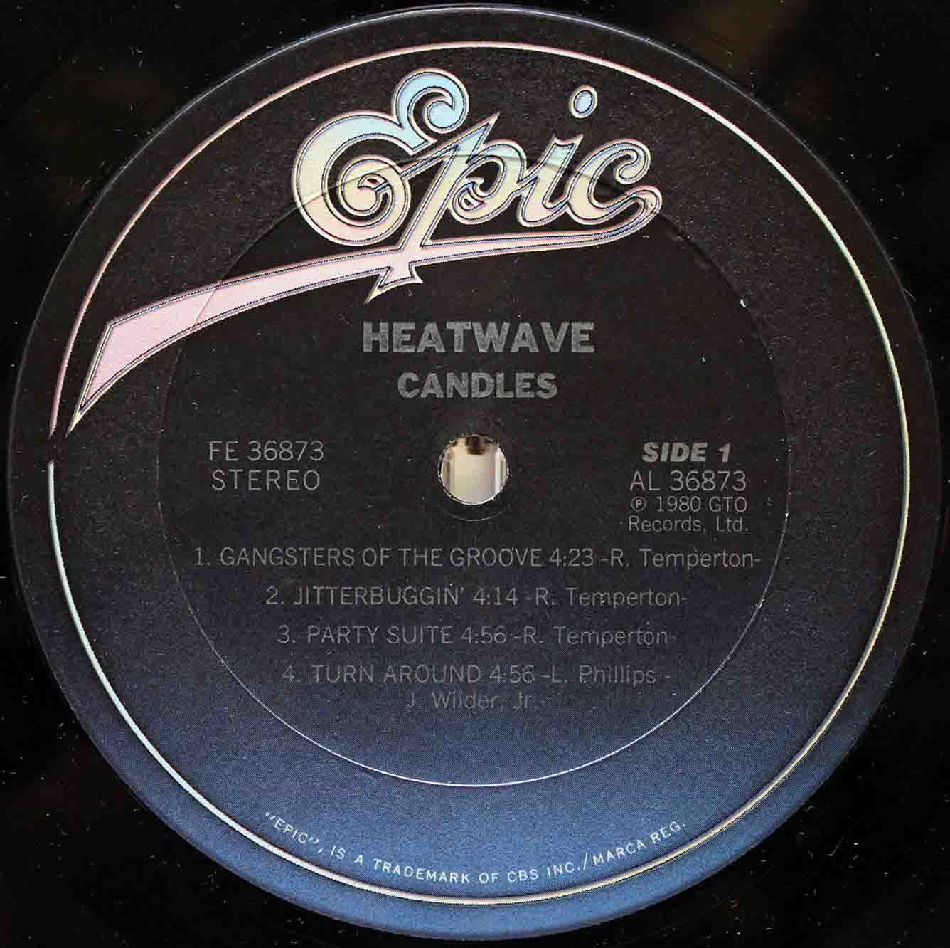 Heat wave candle 05