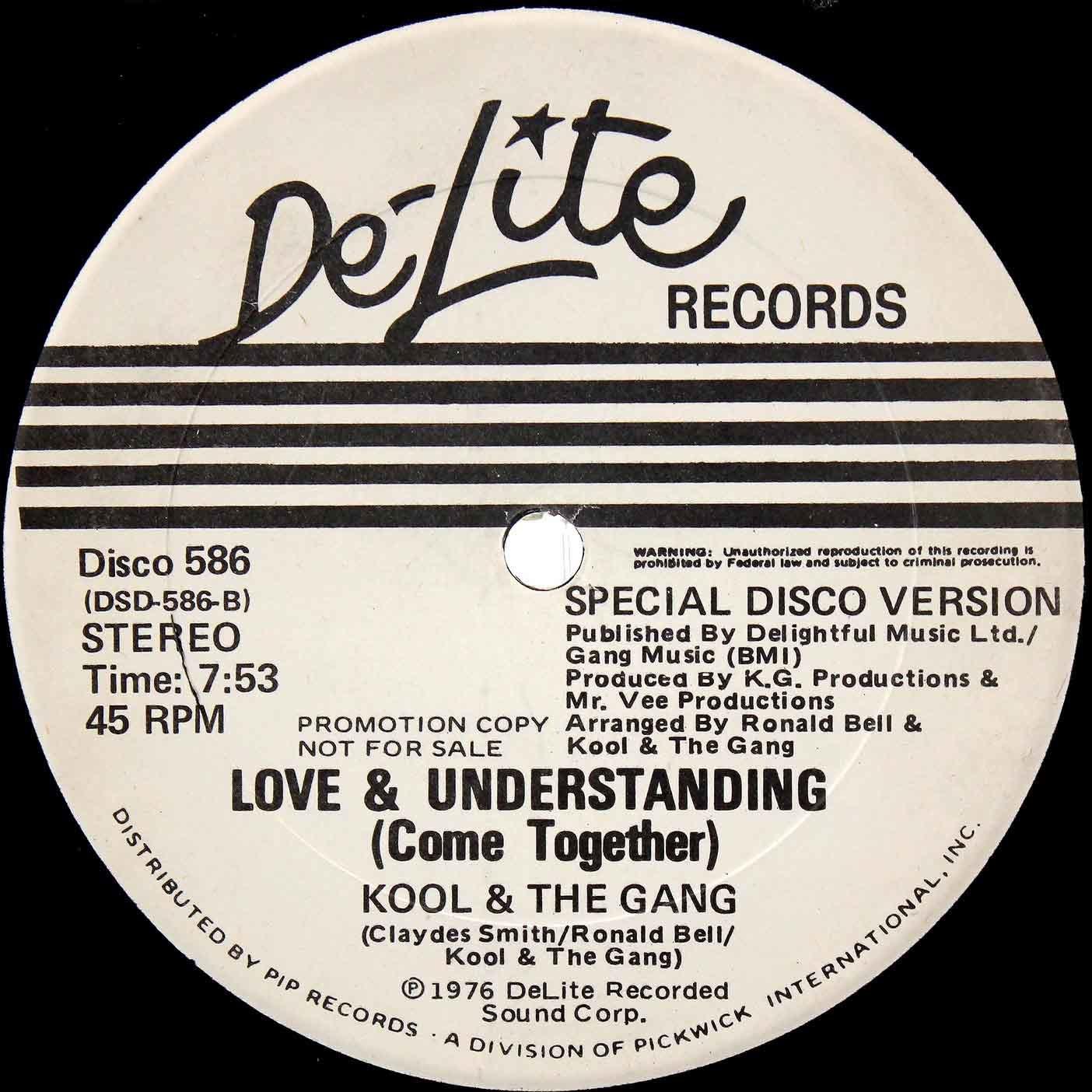 Kool The Gang - Love Understanding 02