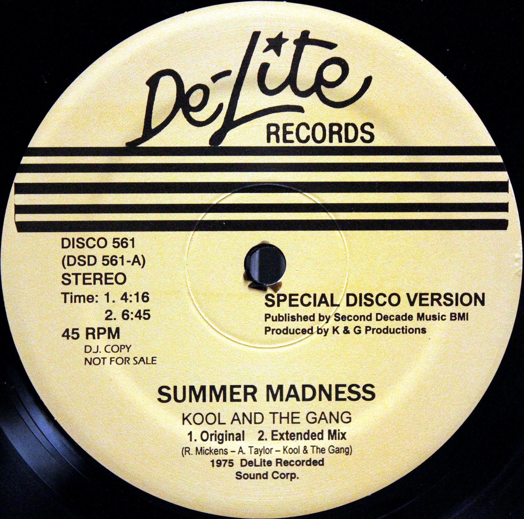 Kool The Gang summer madness Japan 03