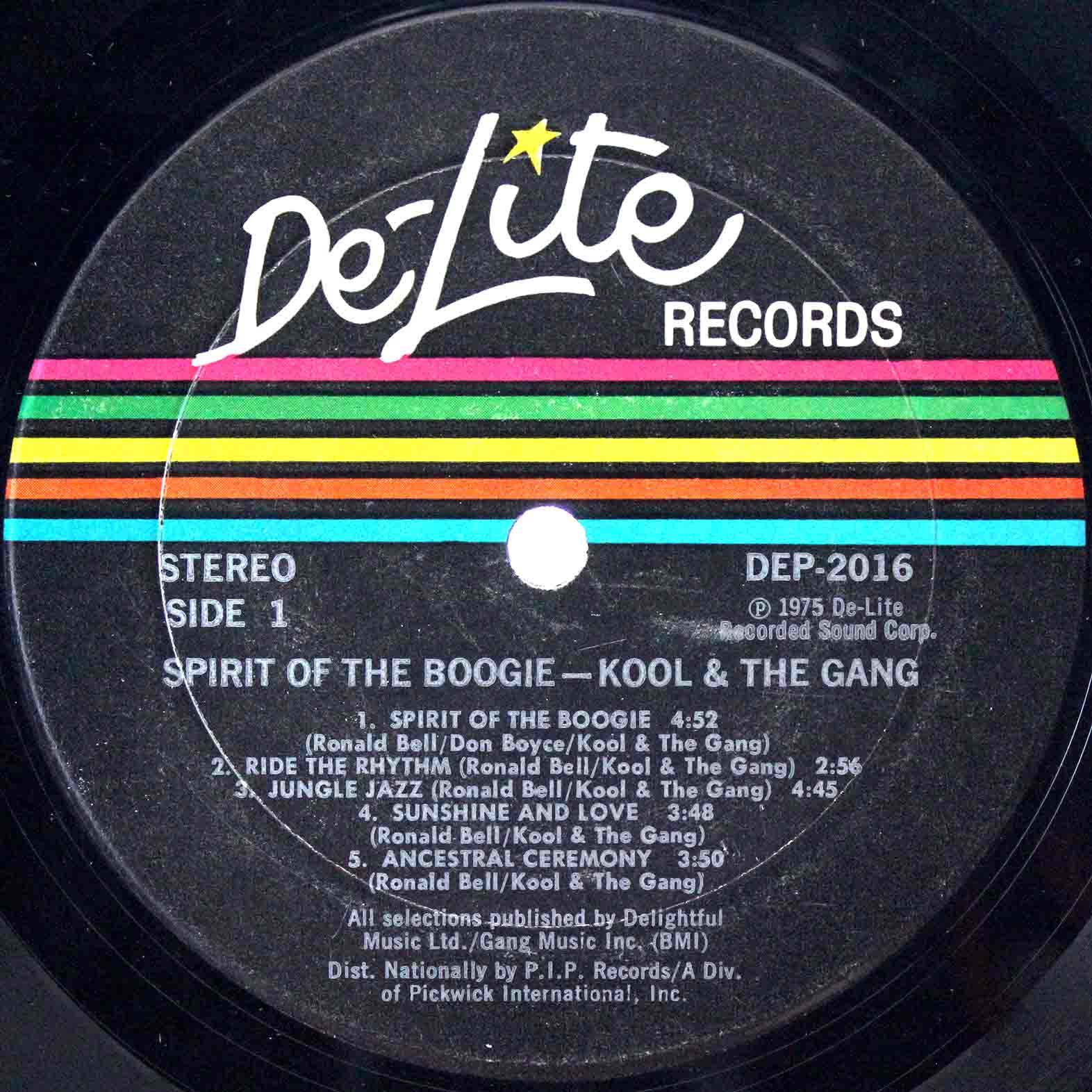Kool and the Gang - Spirit of the Boogie 03