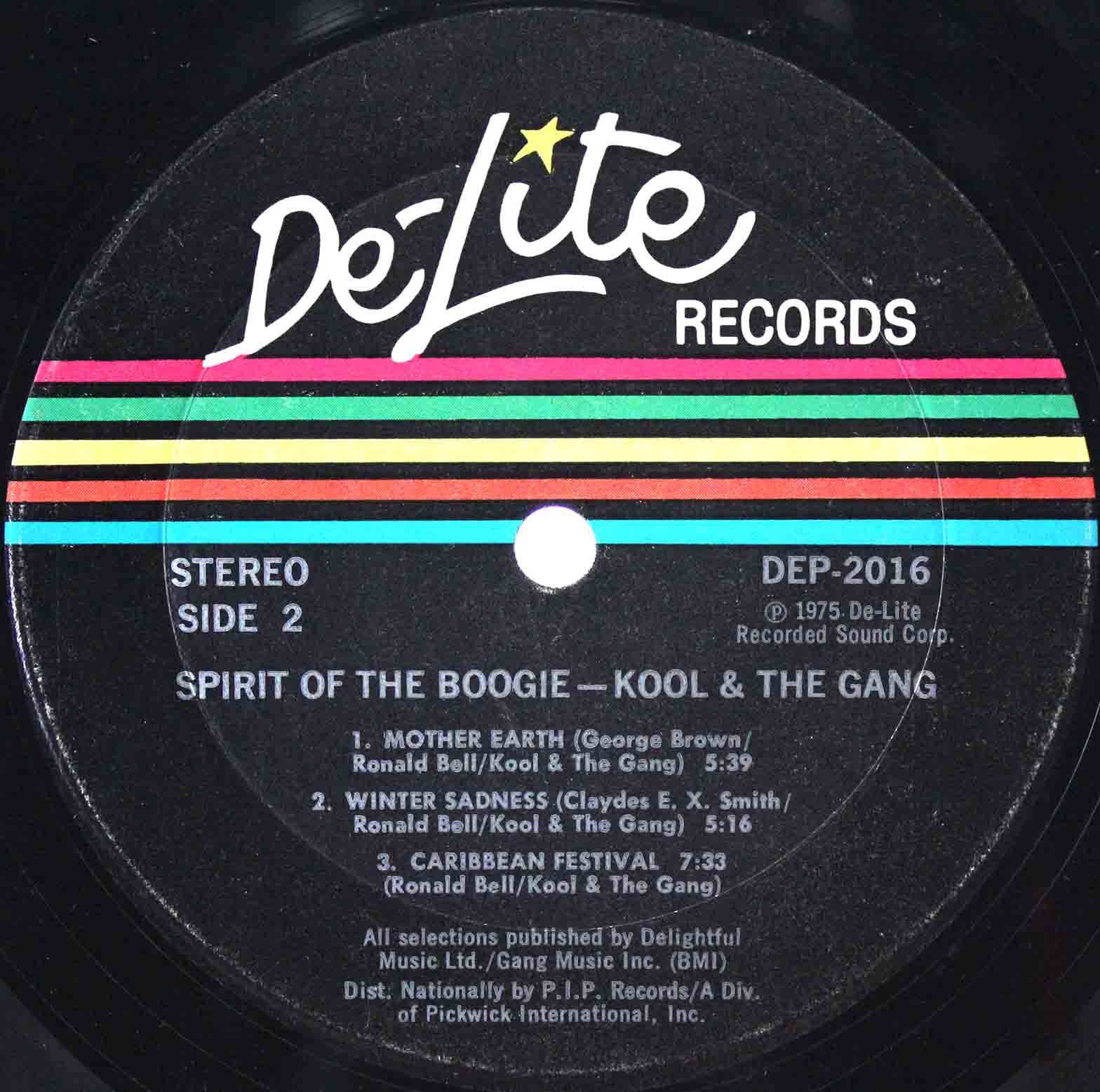 Kool and the Gang - Spirit of the Boogie 04