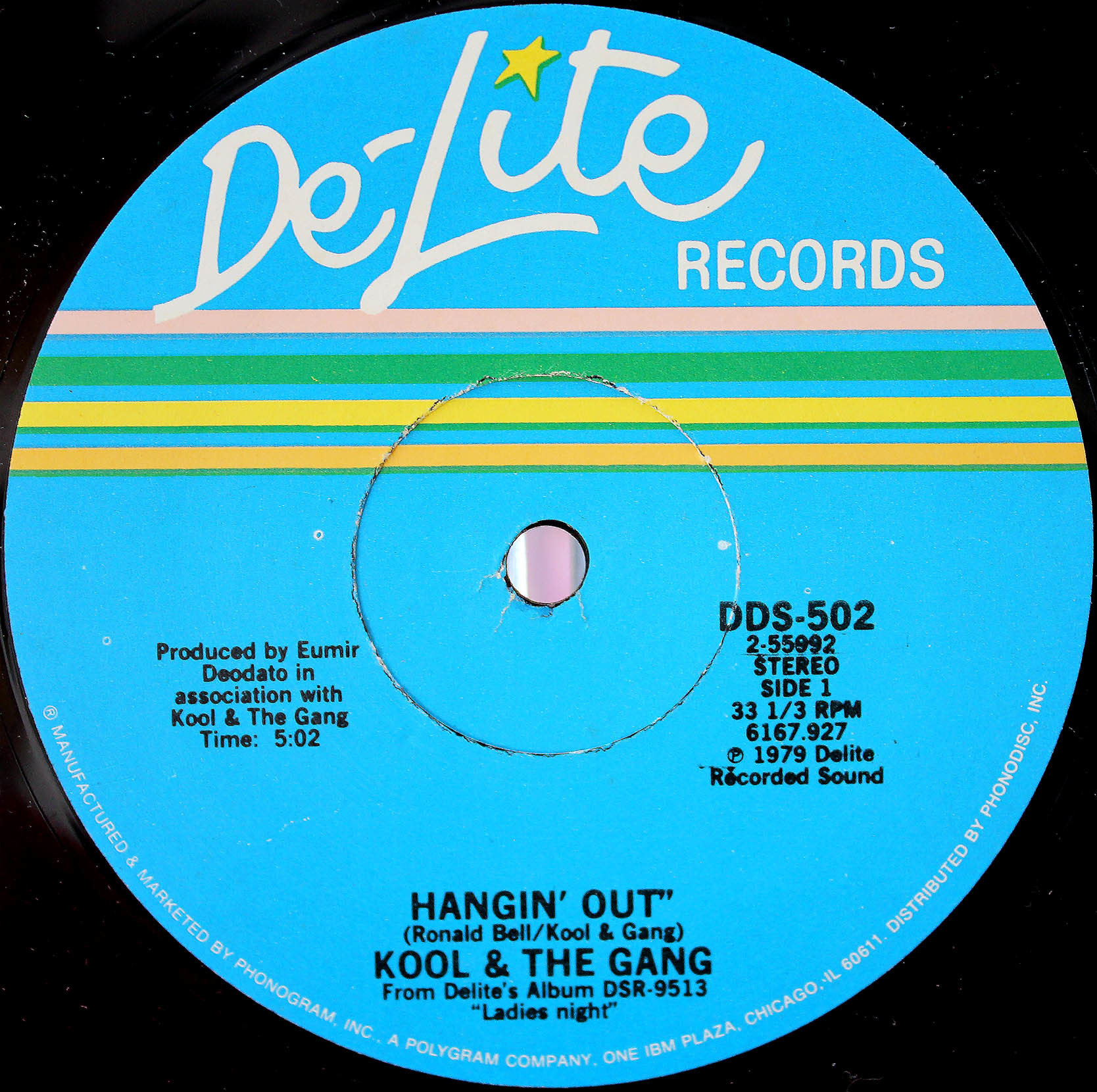 Kool The Gang Ladys Night 12 inch 04