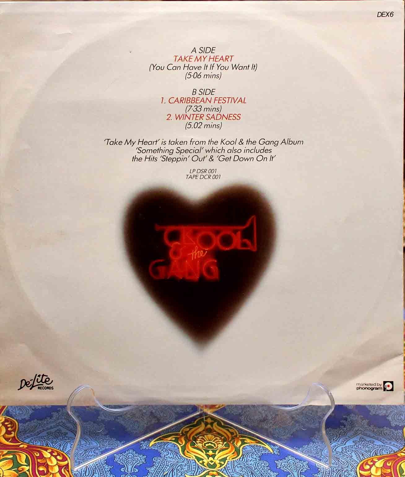 Kool The Gang Take my heart 02