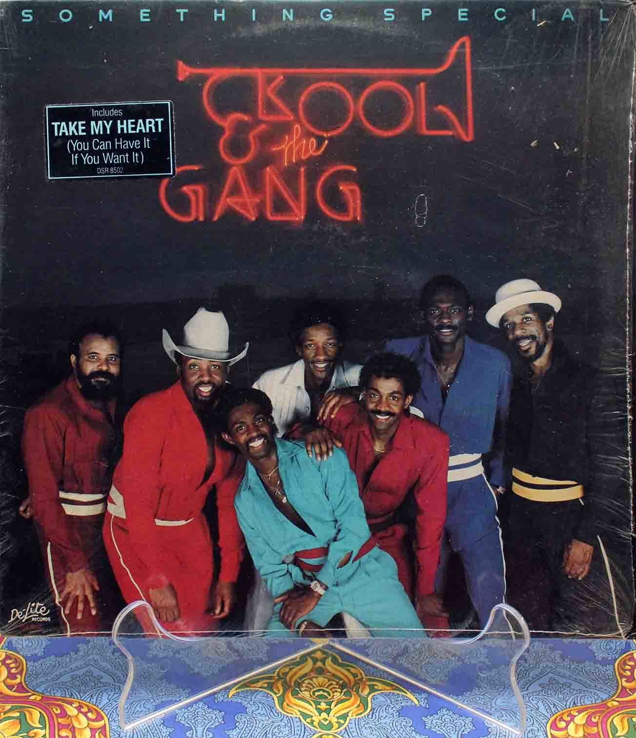Kool The Gang ‎– Something Special LP 01