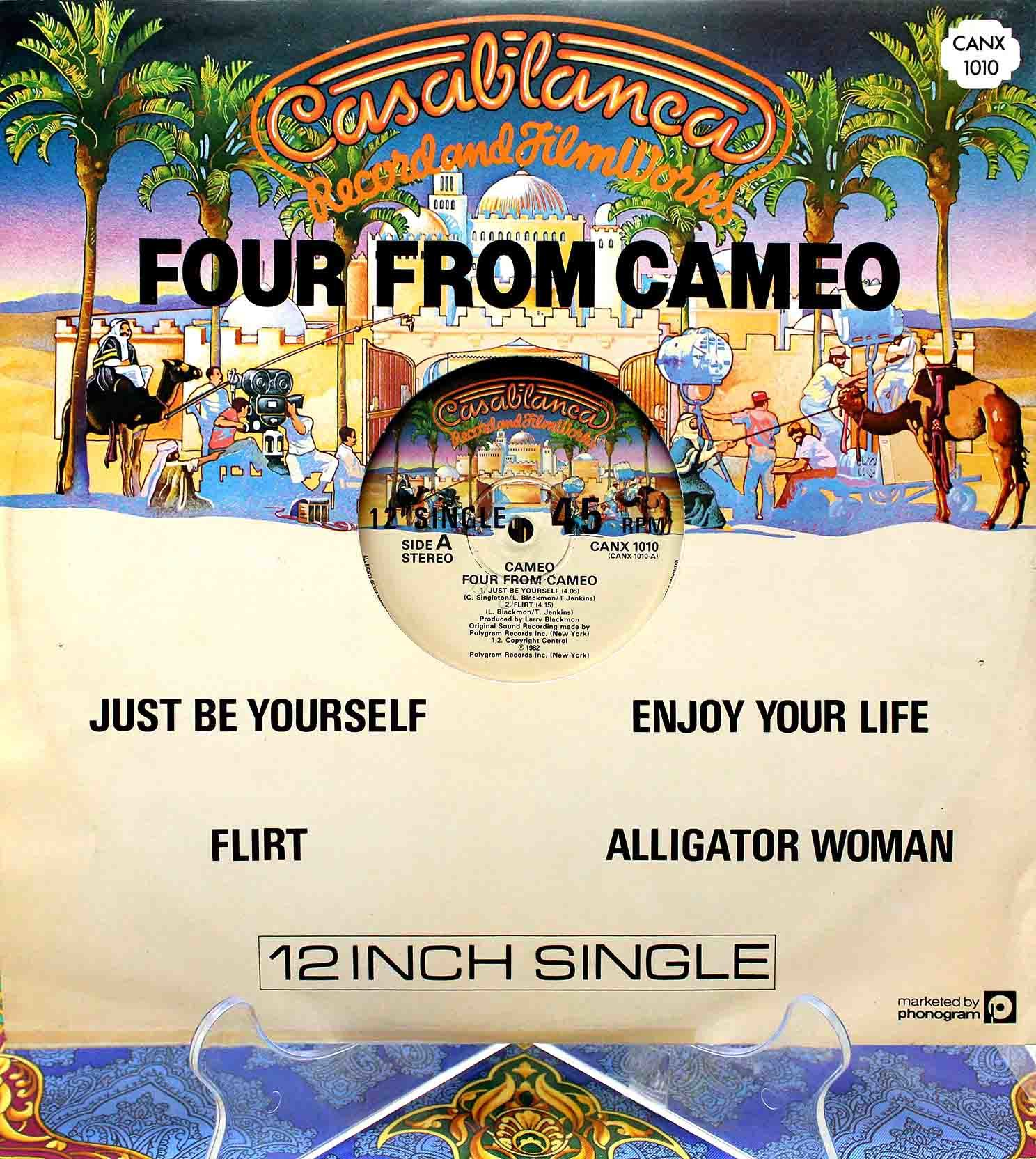 Cameo Just Be Yourself 01