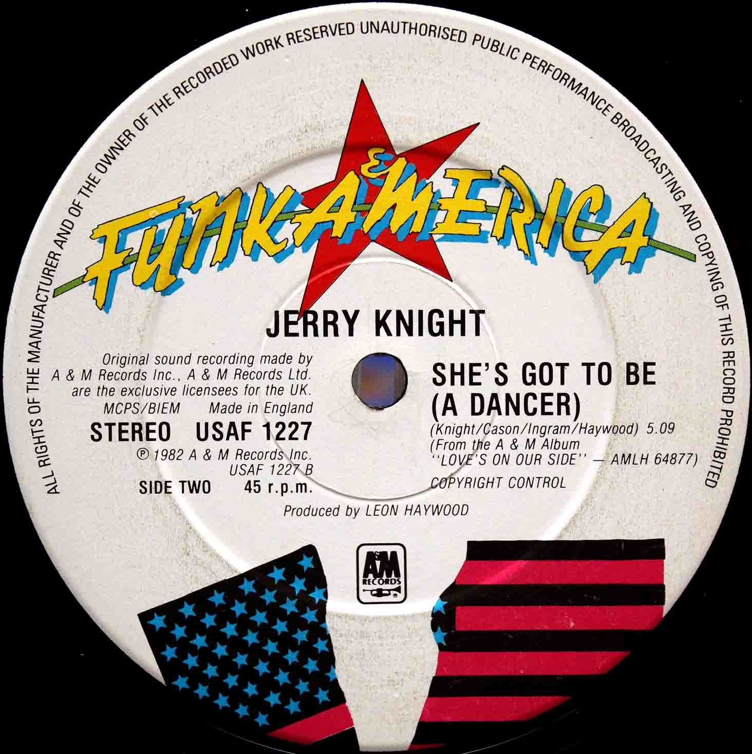 Jerry Knight Shes Got To Be (A Dancer) 03