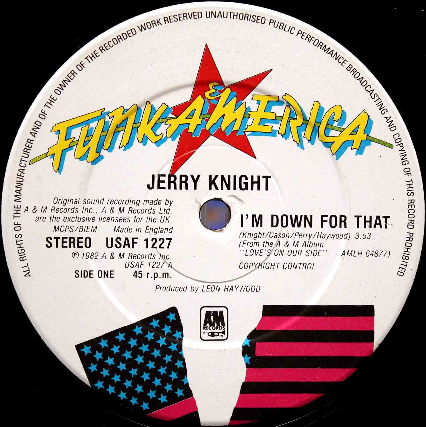 Jerry Knight Shes Got To Be (A Dancer) 04