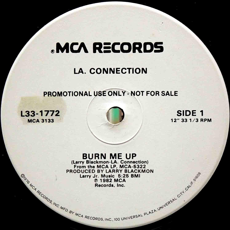 LA Connection – Burn Me Up 03