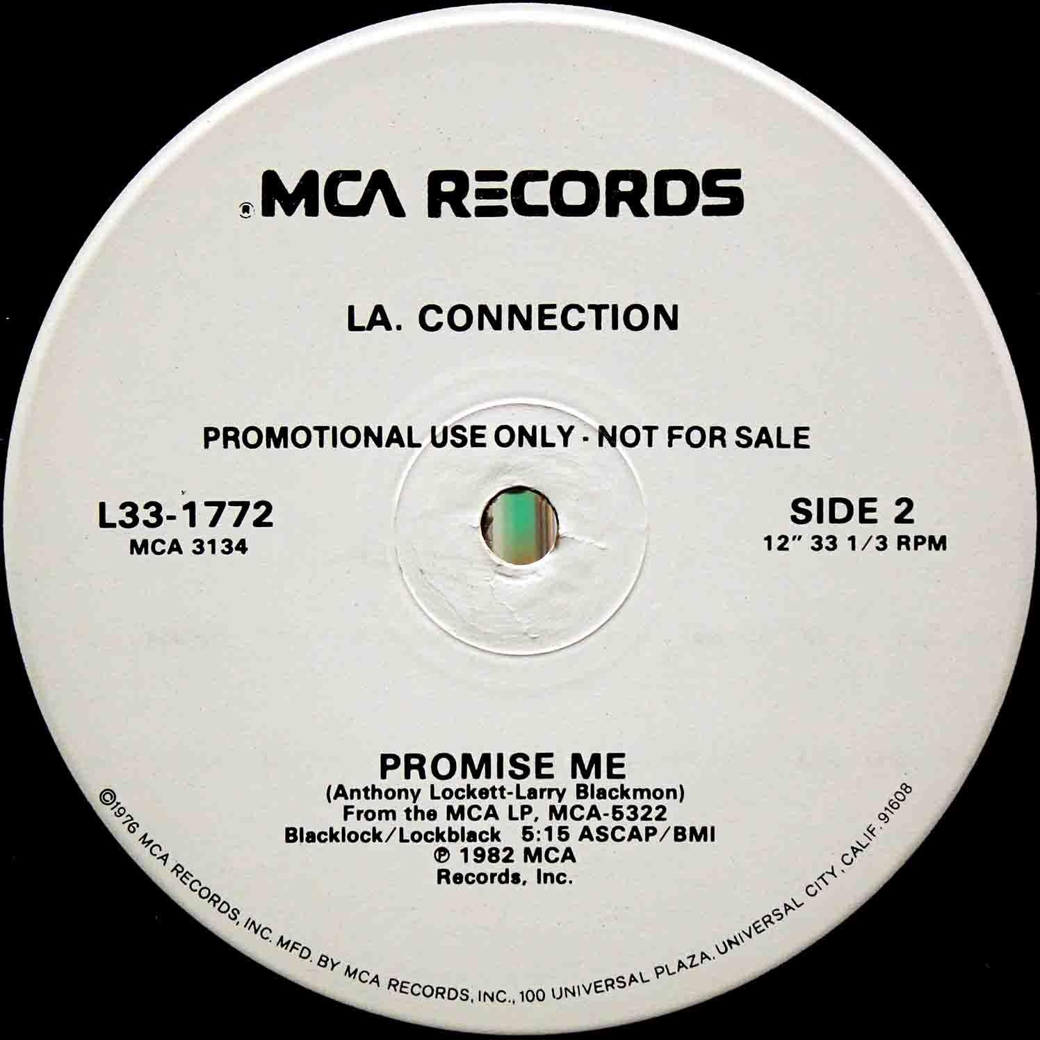 LA Connection – Burn Me Up 04