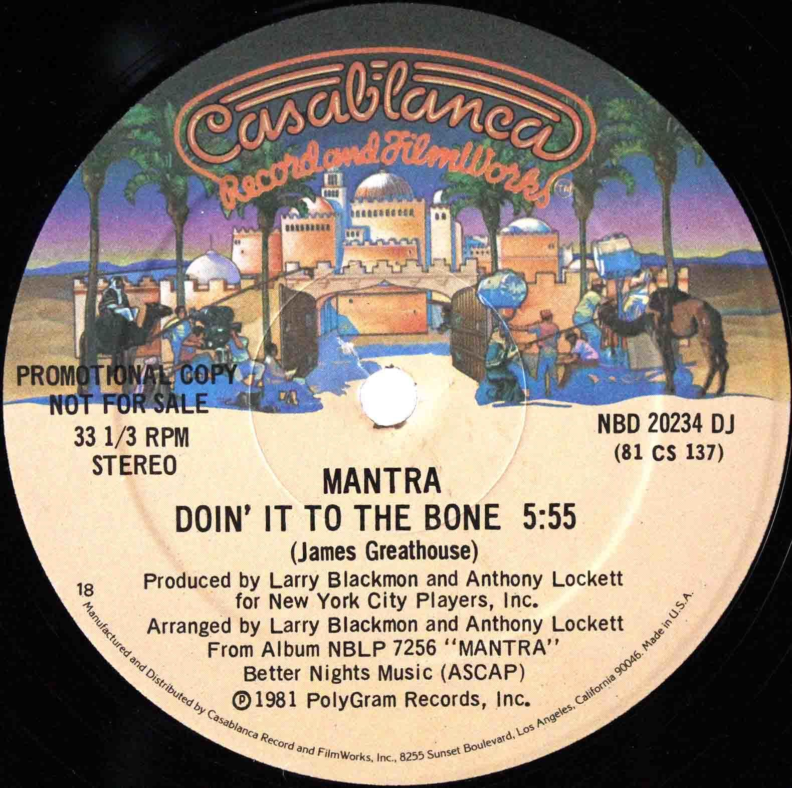 Mantra - Doin It To The Bone 02