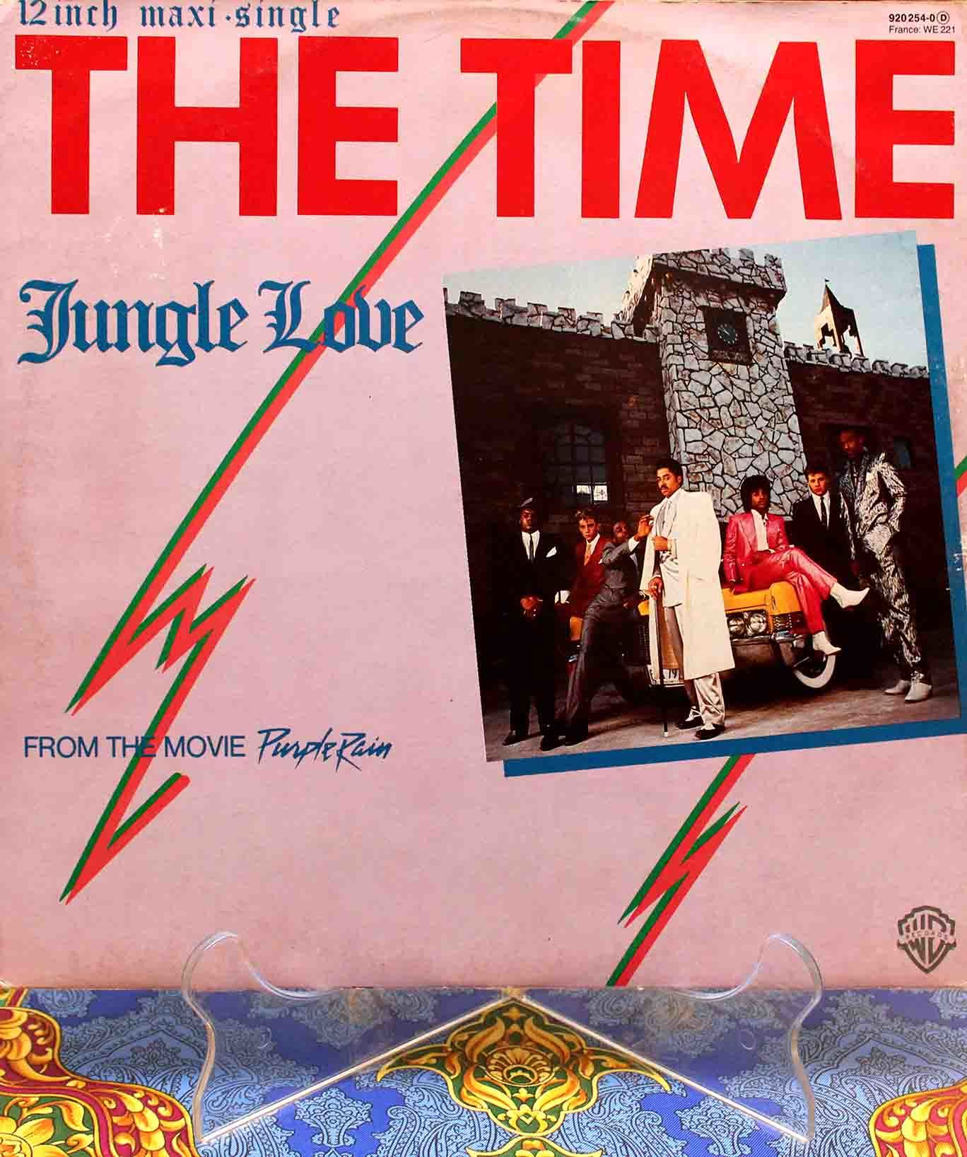 The Time Jungle love 01
