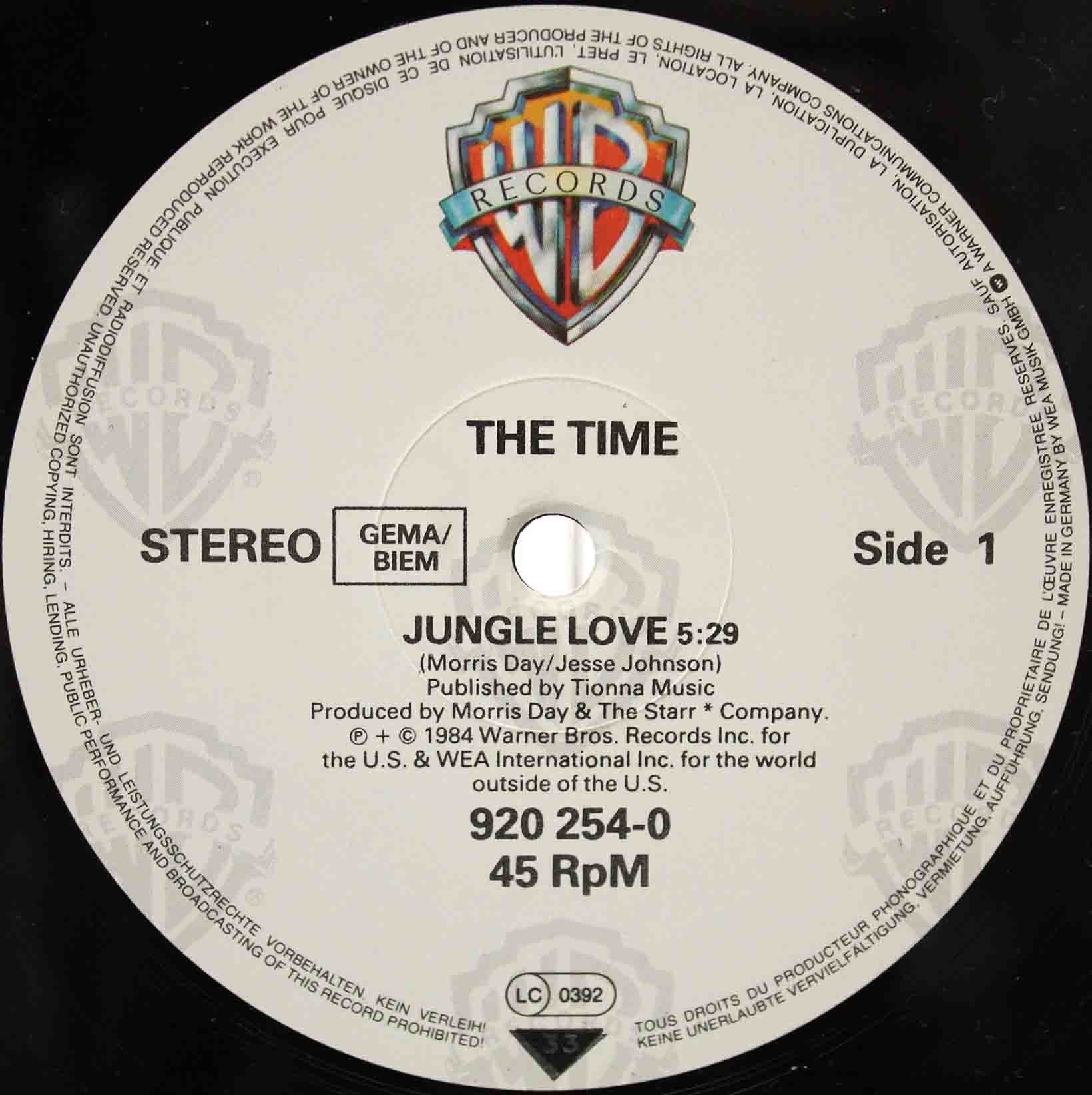 The Time Jungle love 02