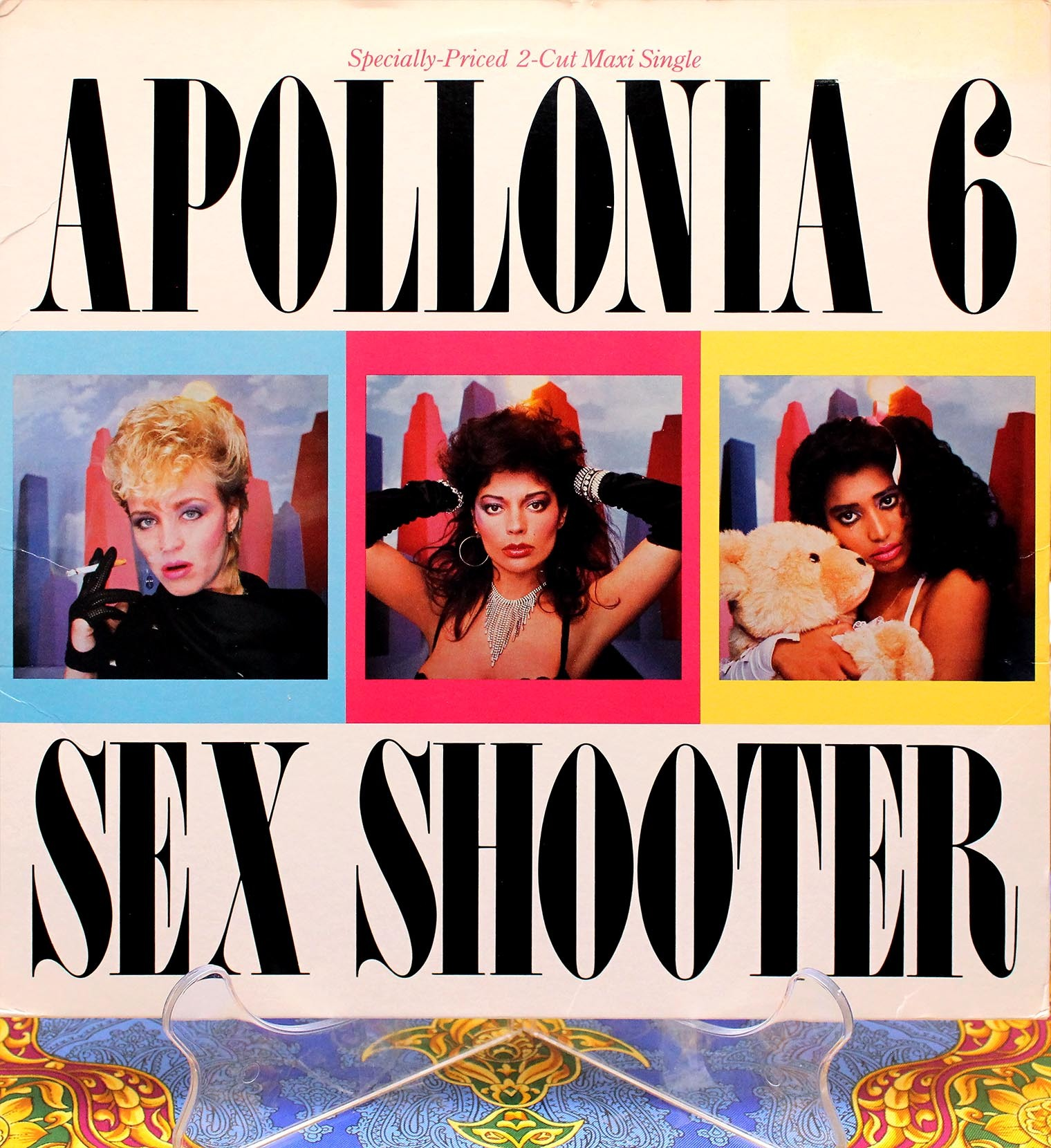Apollonia 6 ‎– Sex Shooter 01