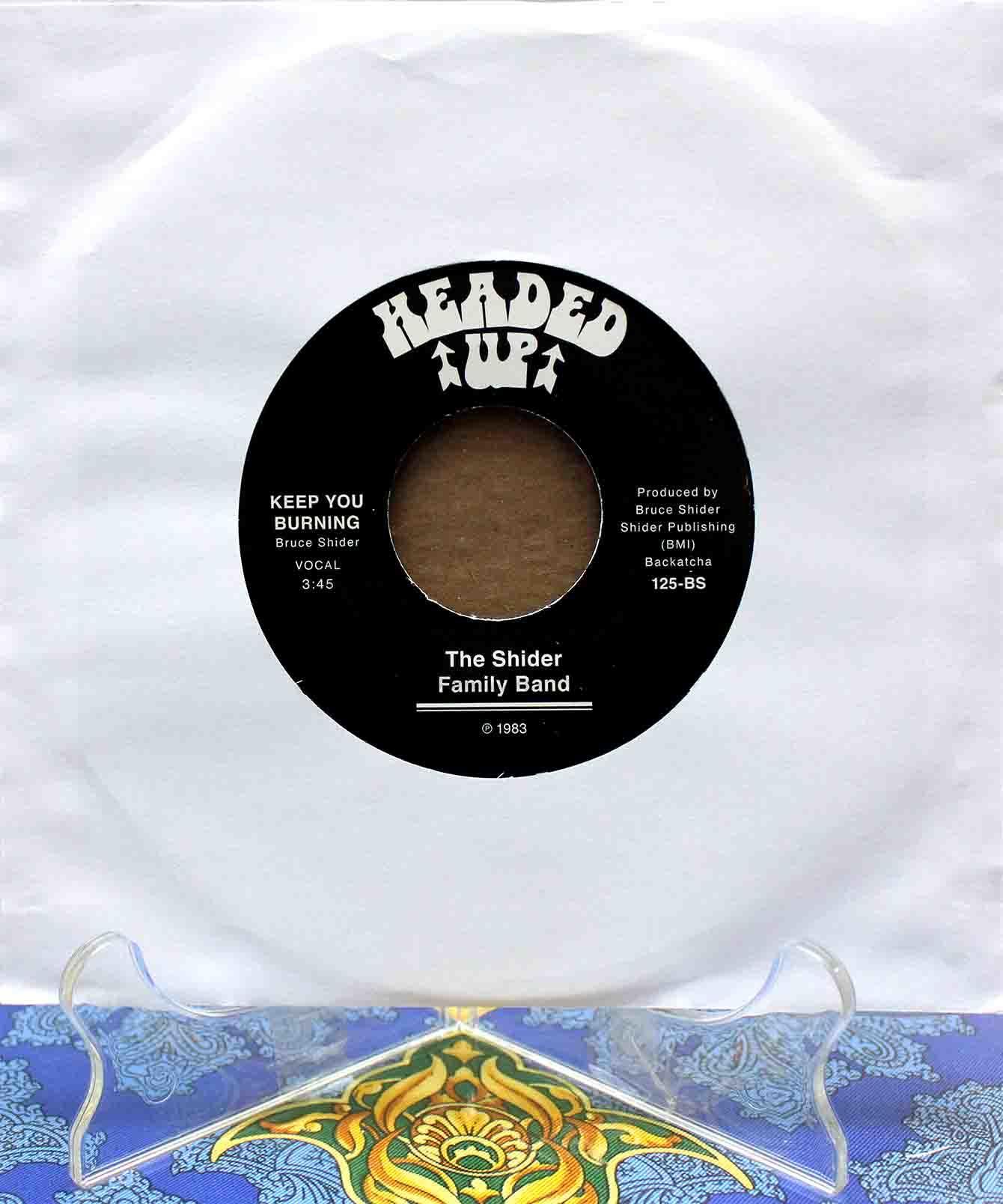 Shider Family Band – Keep You Burning 01