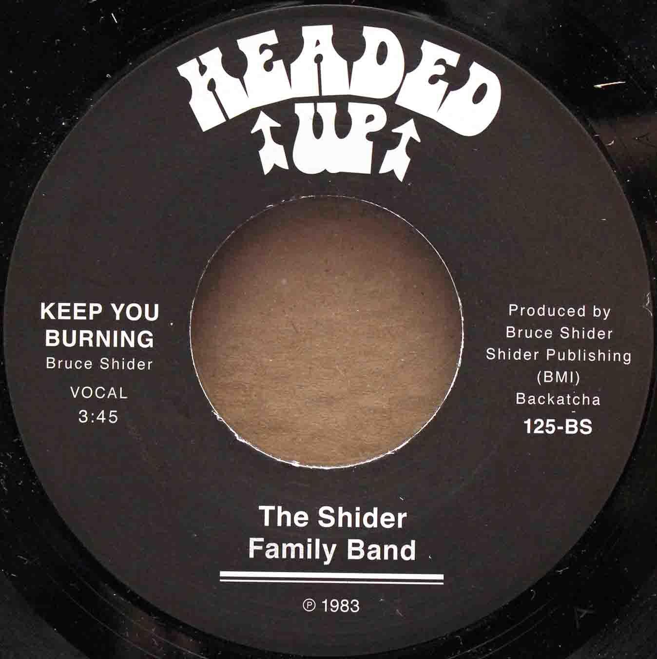 Shider Family Band – Keep You Burning 03