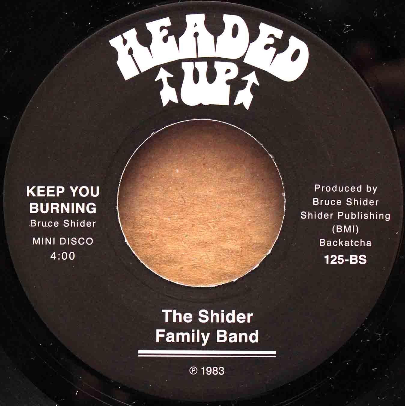 Shider Family Band – Keep You Burning 04