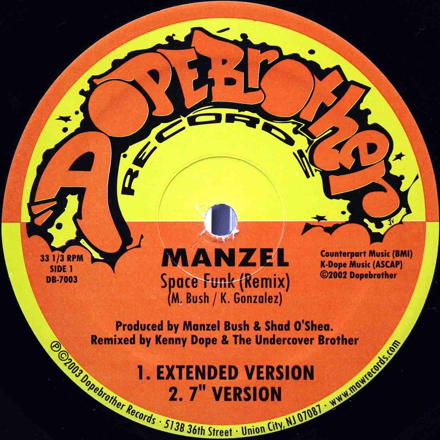 Manzel – Space Funk 02