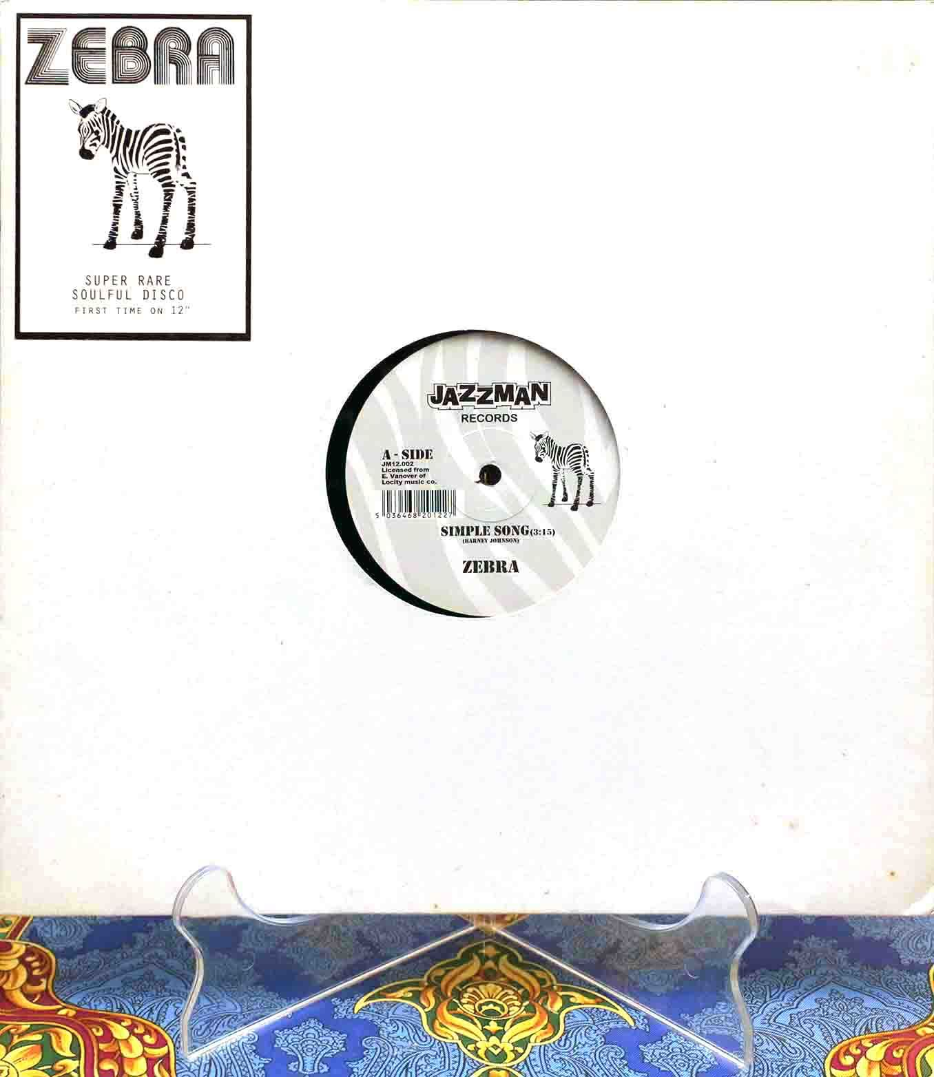 zebra - simple song 00