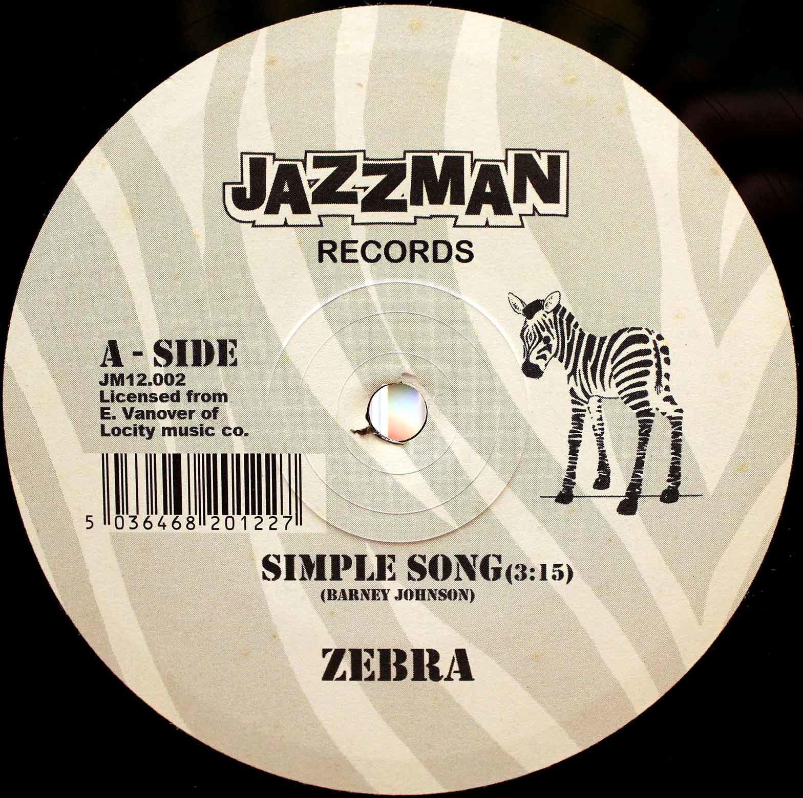 zebra - simple song 03
