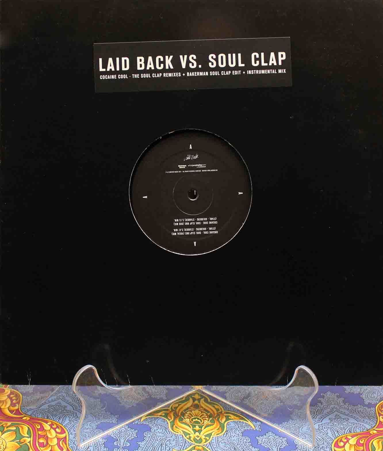Laid Back Vs Soul Clap ‎– Cocaine Cool 0 (1)