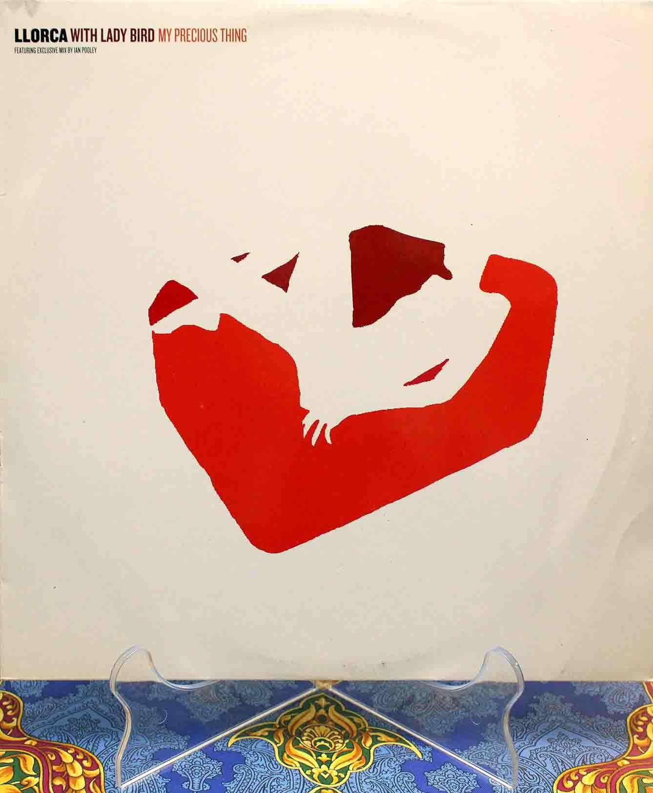 Llorca feat Lady Bird My Precious Thing 01