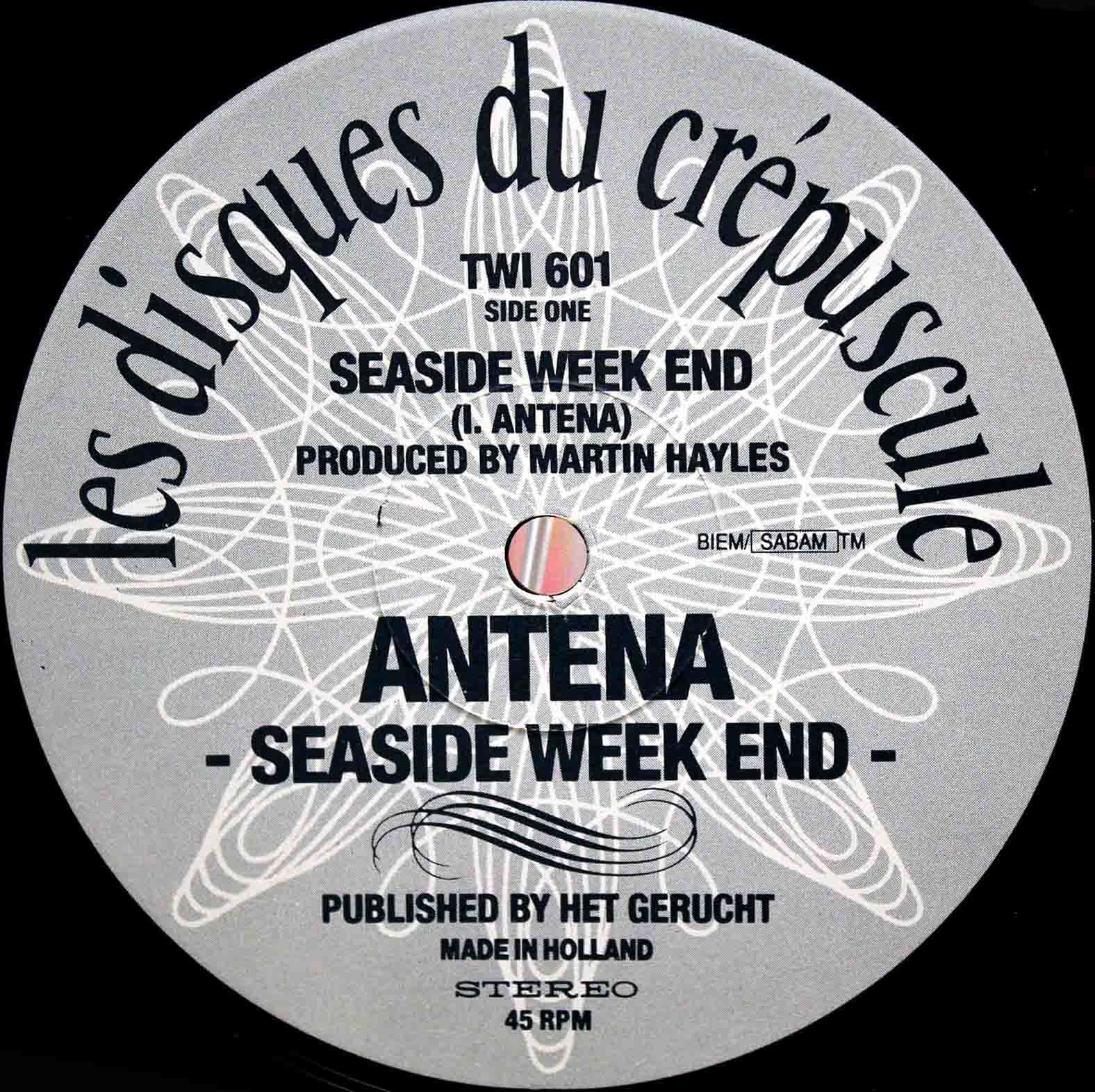 Antena – Seaside Week End 03