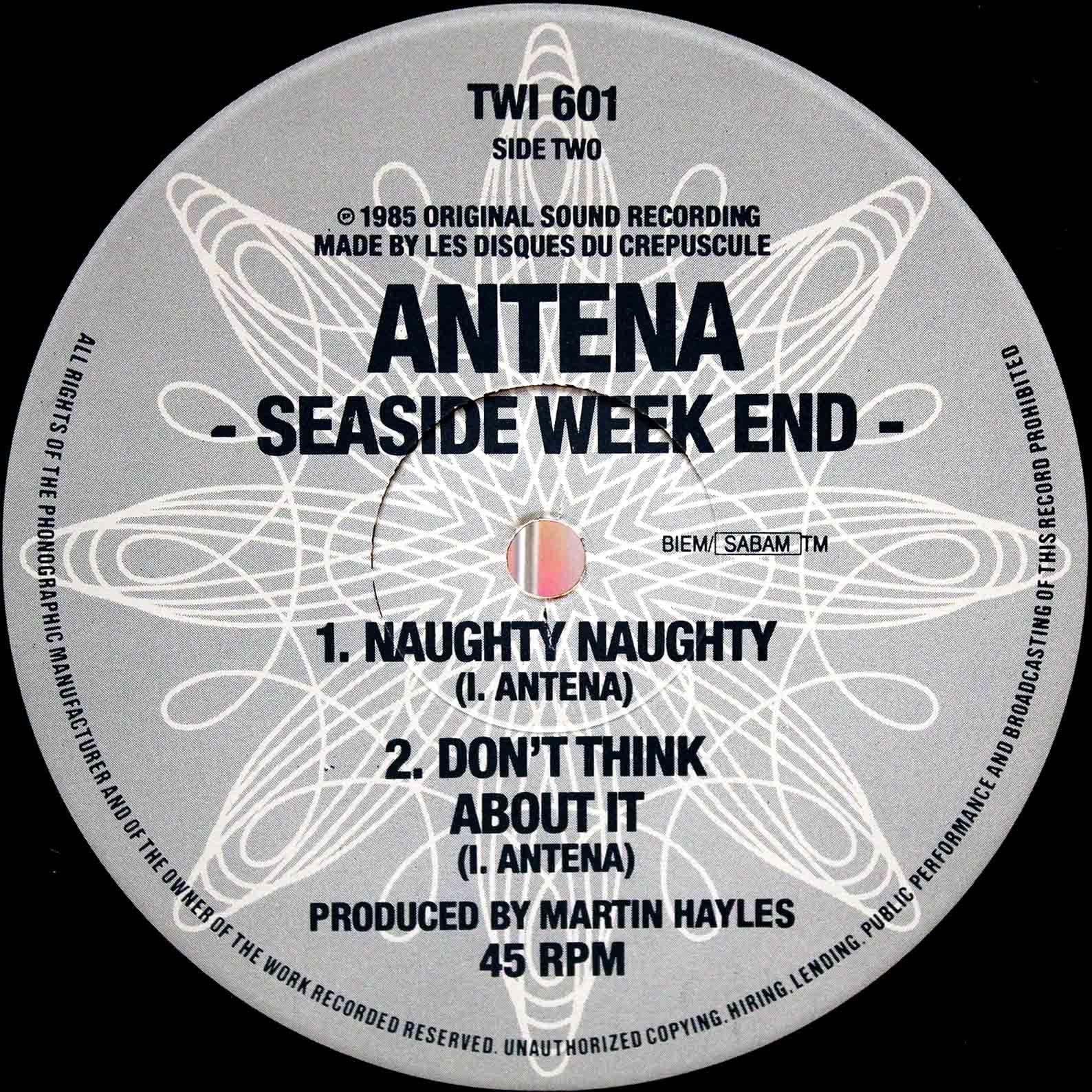 Antena – Seaside Week End 04
