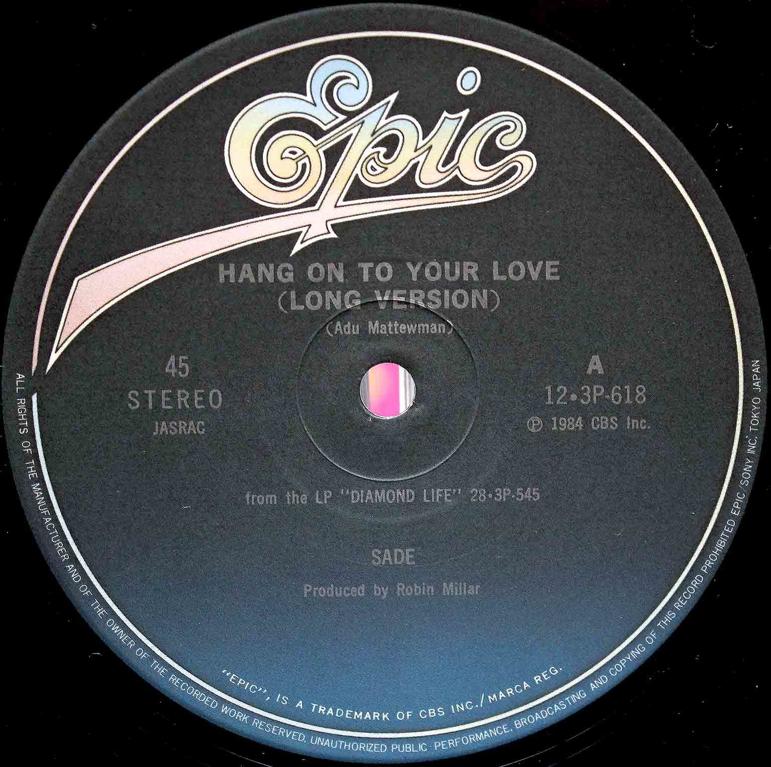 Sade hang on your love 03