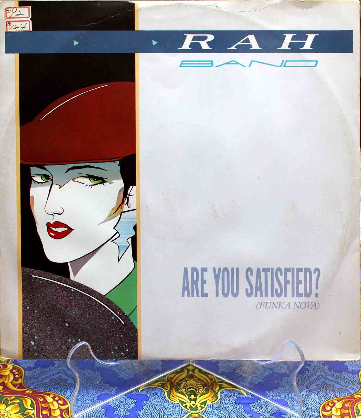 RAH Band – Are You Satisfied 01