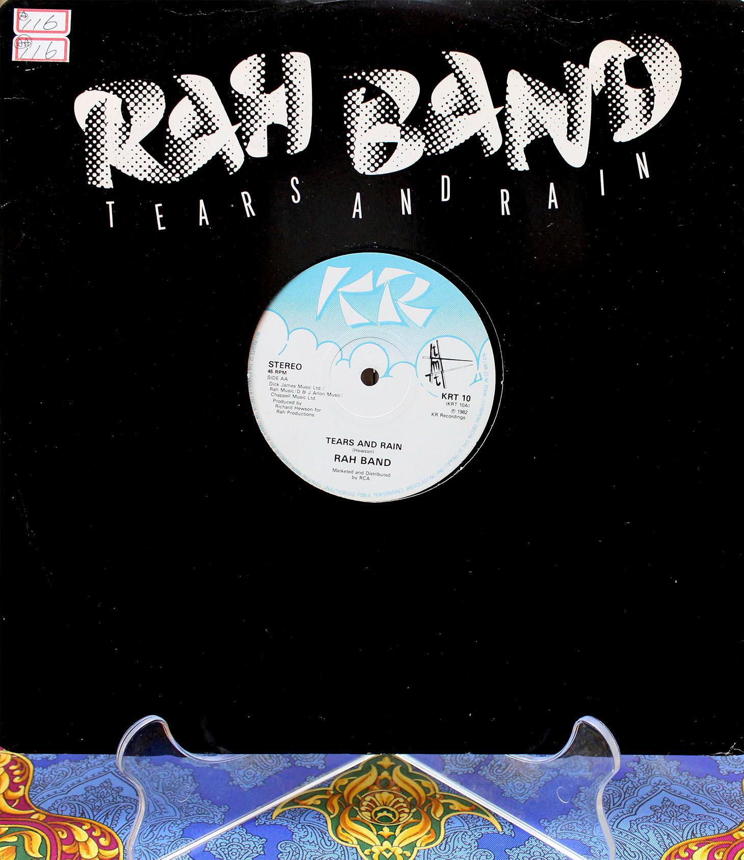 Rah Band - Tears And Rain 01
