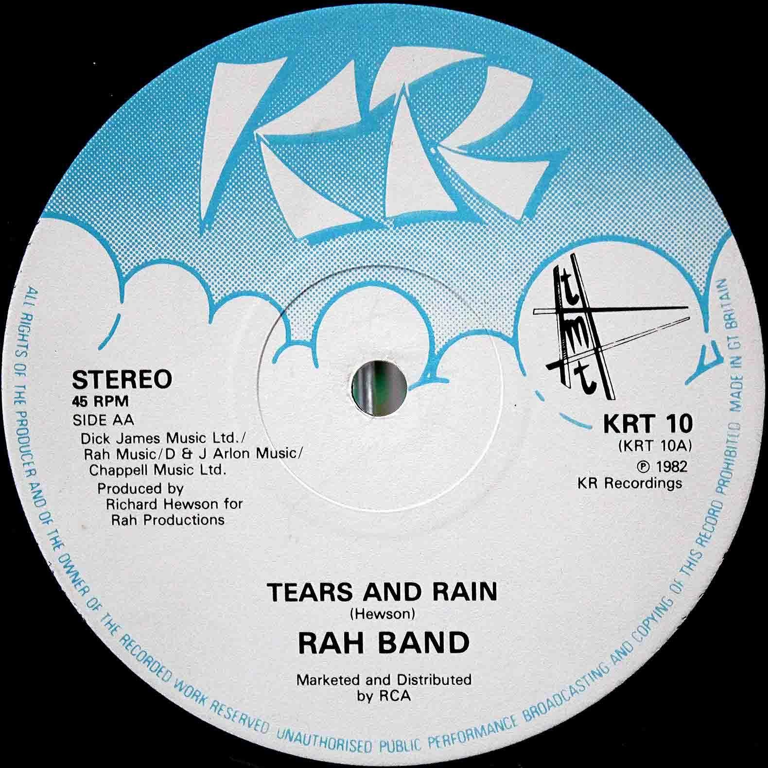 Rah Band - Tears And Rain 03