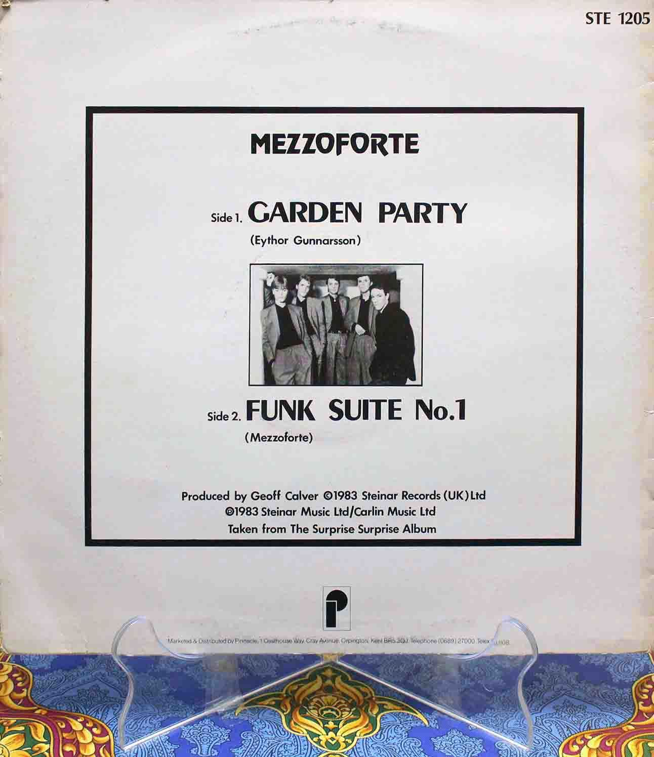 Mezzoforte Garden Party 02
