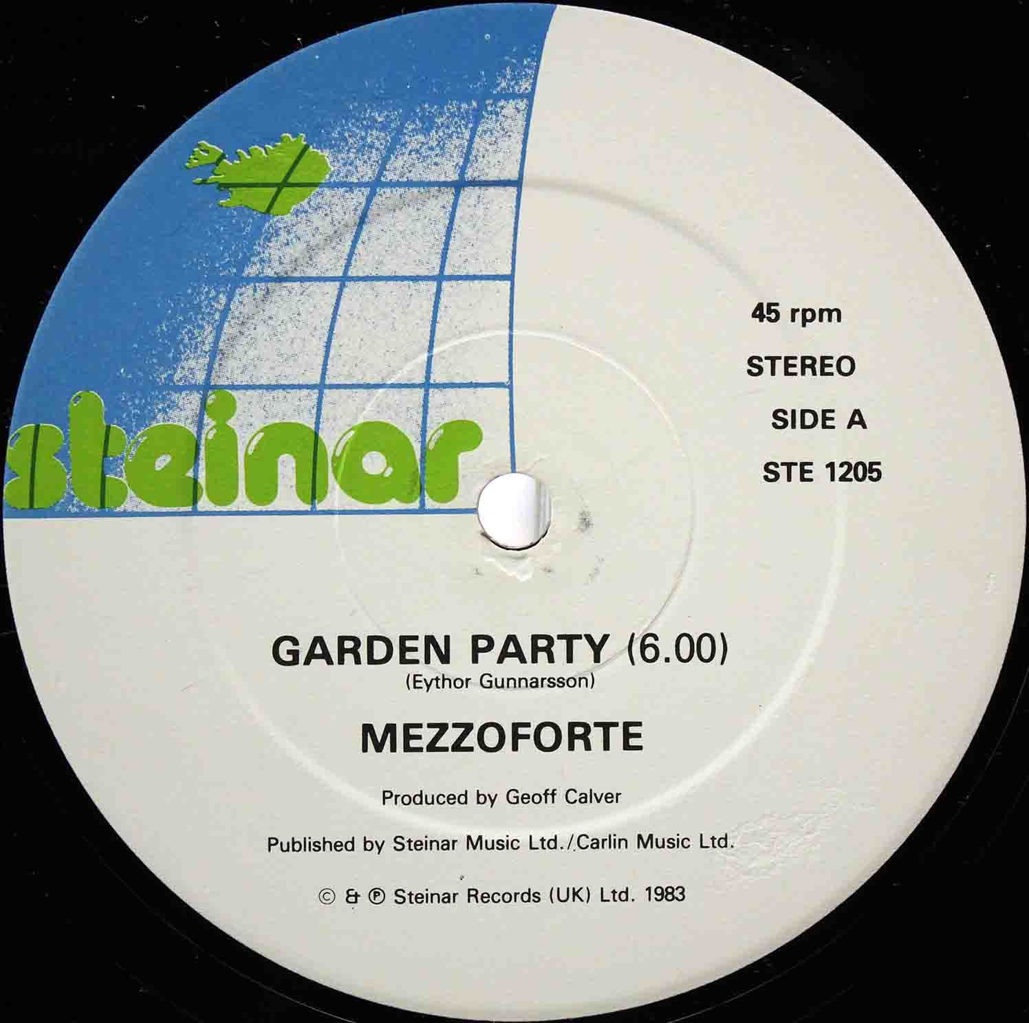 Mezzoforte Garden Party 03