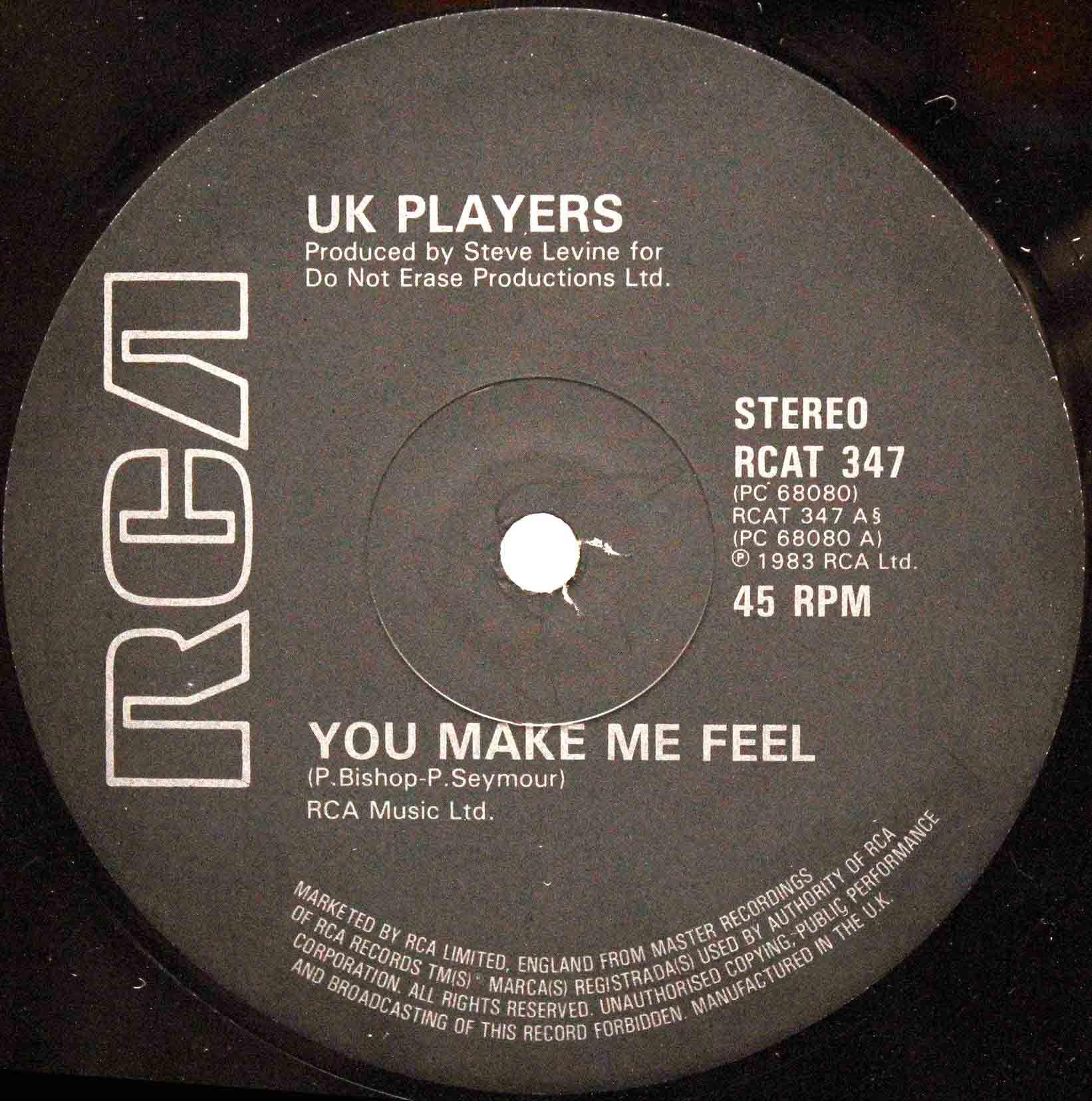 UK Players ‎– You Make Me Feel 03
