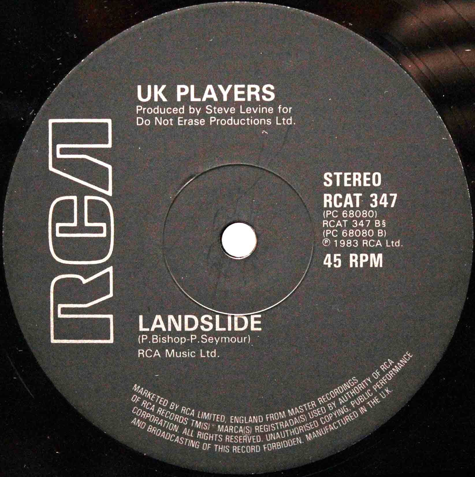 UK Players ‎– You Make Me Feel 04