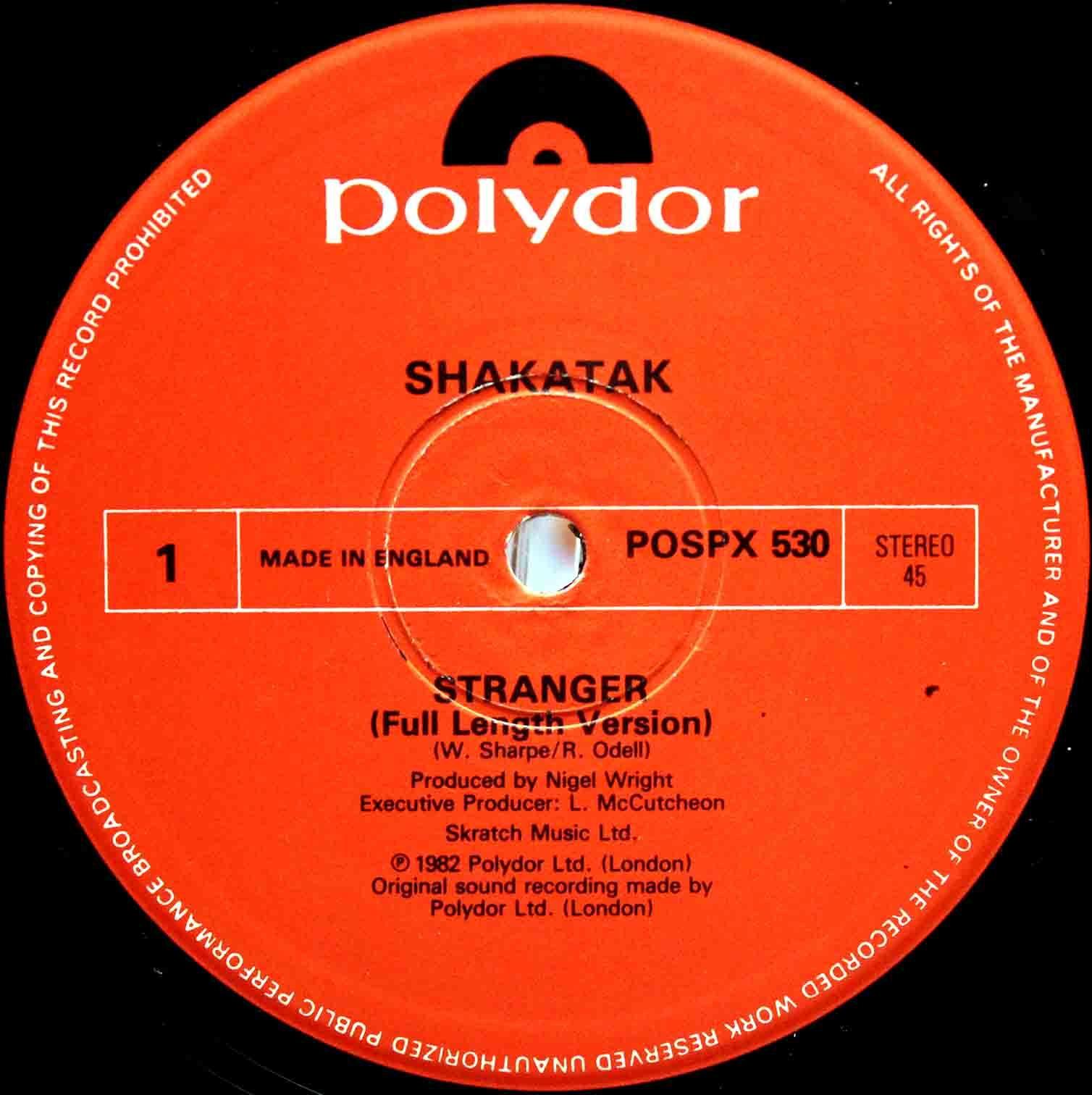 Shakatak – Stranger 03
